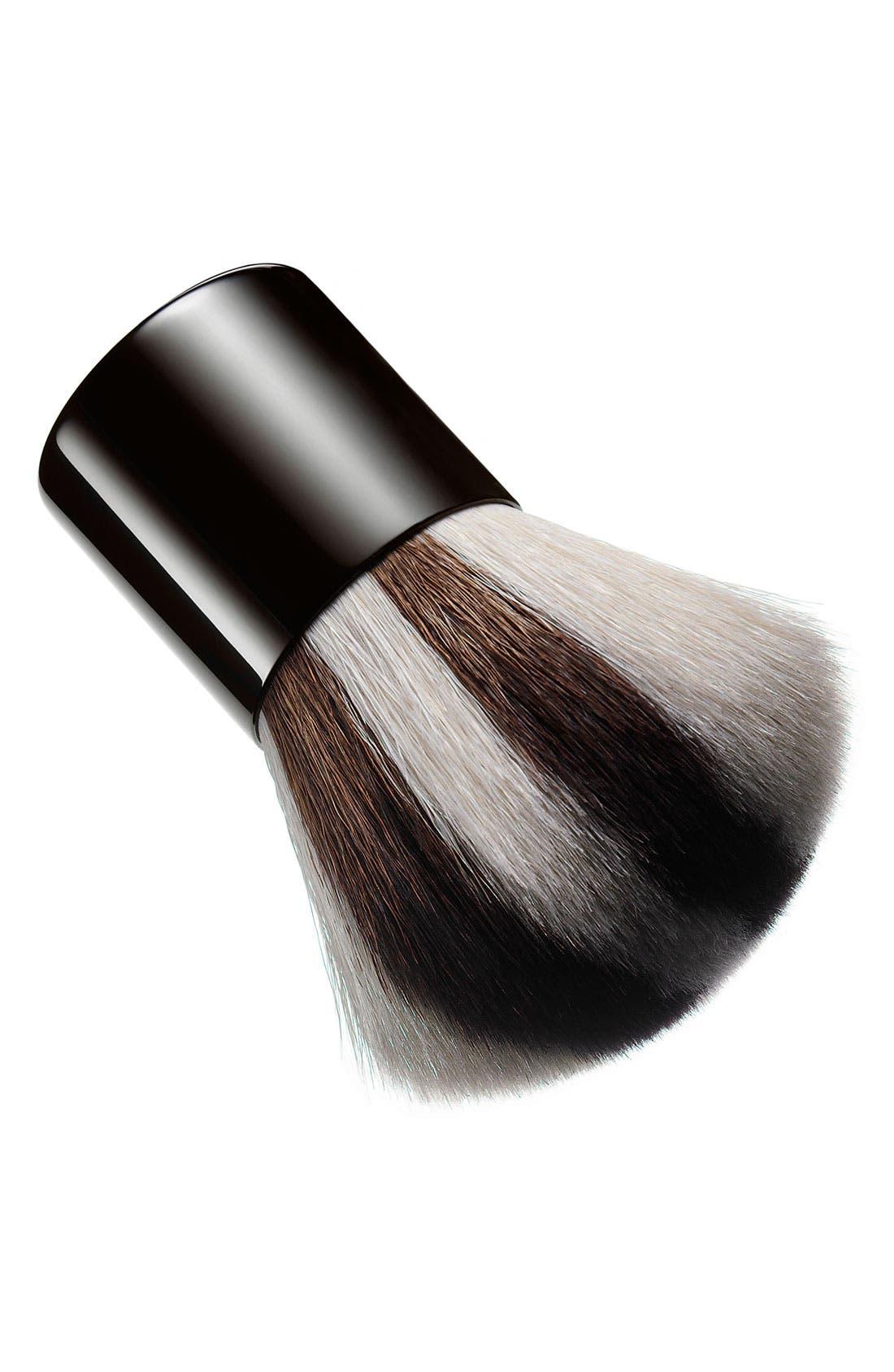 Zebra Kabuki Brush,                             Main thumbnail 1, color,                             NO COLOR