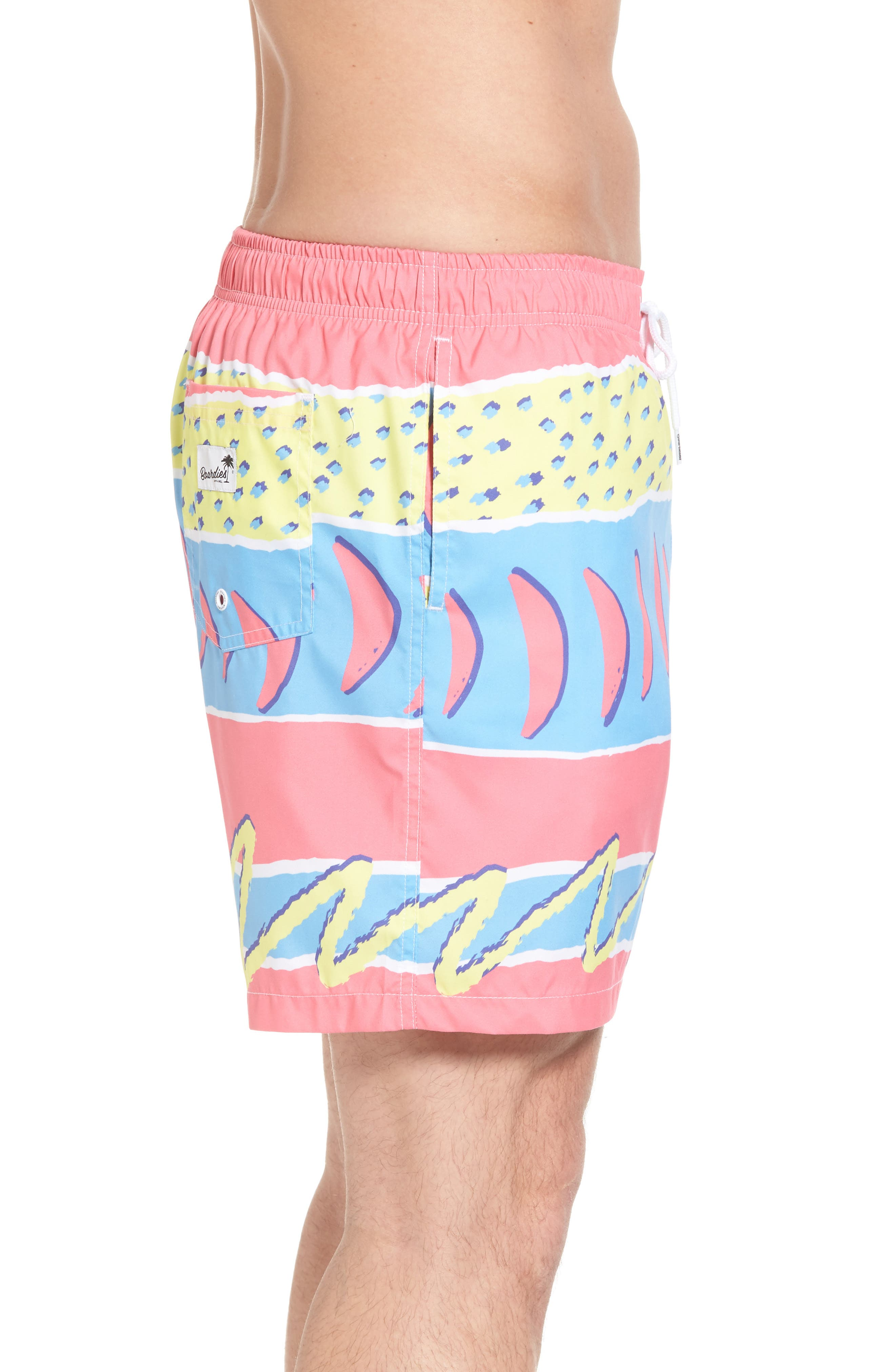 Fresh Prince Board Shorts,                             Alternate thumbnail 3, color,                             650
