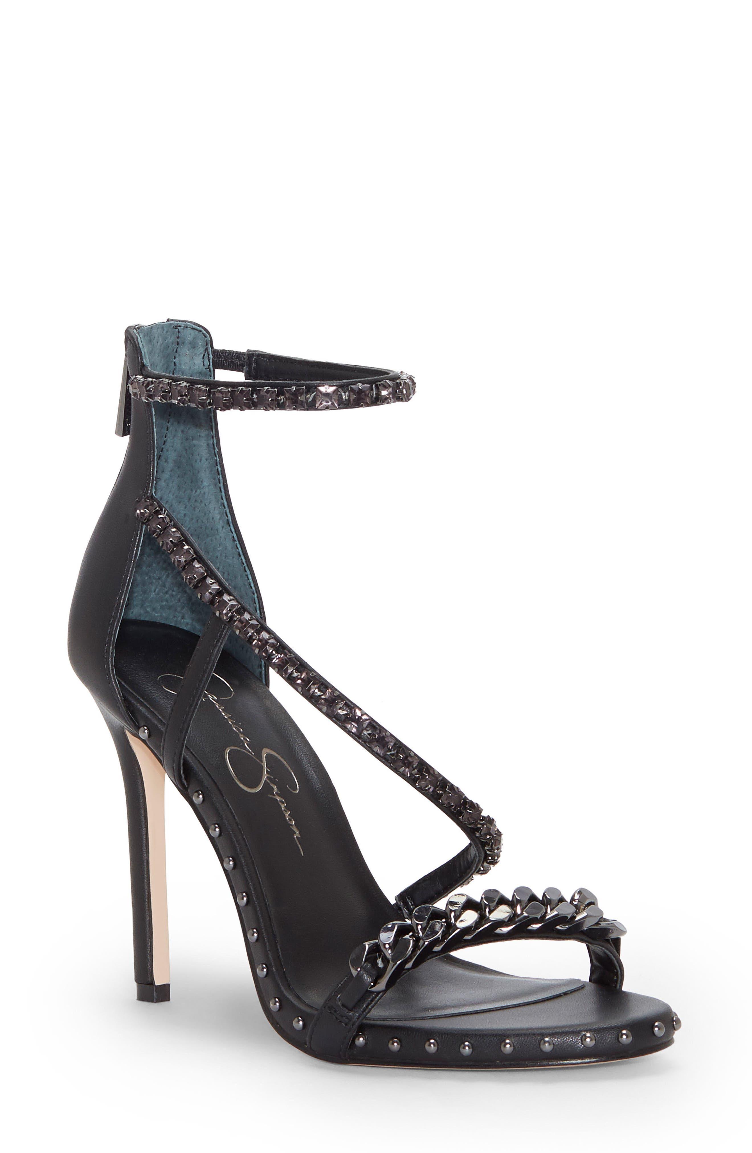 Jessica Simpson Janix Embellished Sandal