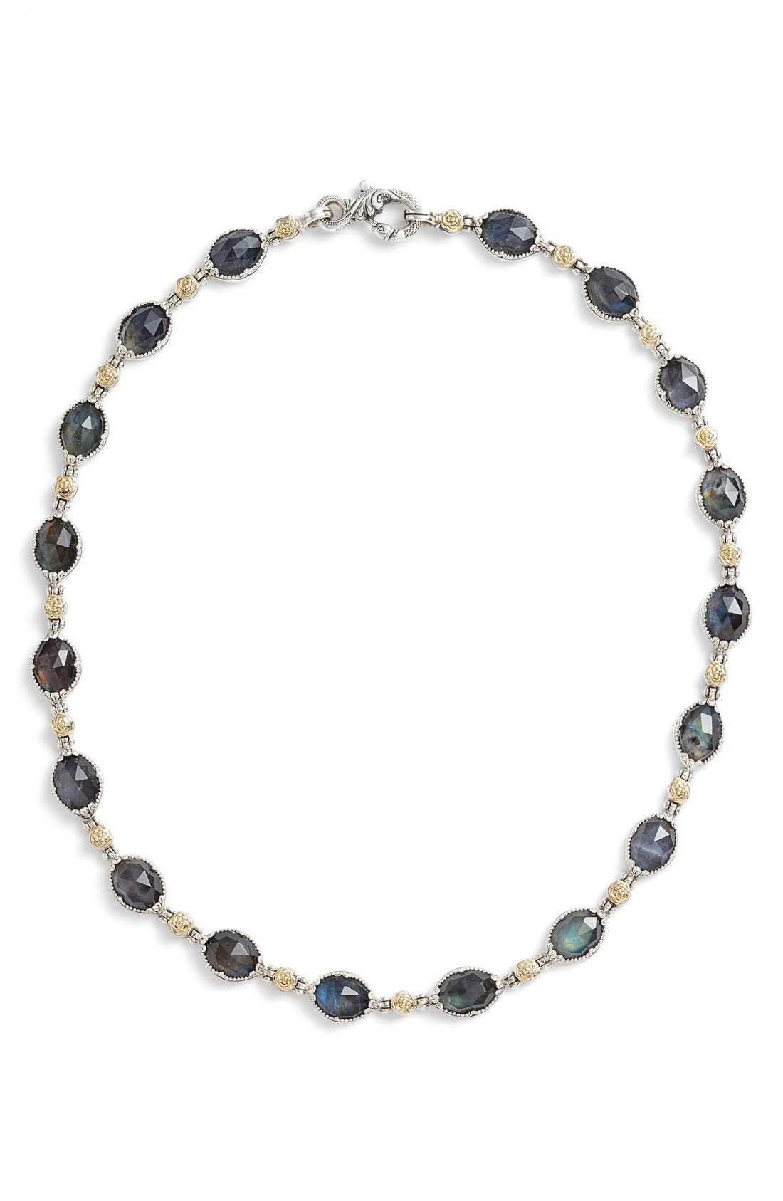 Cassiopeia Collar Necklace,                         Main,                         color,