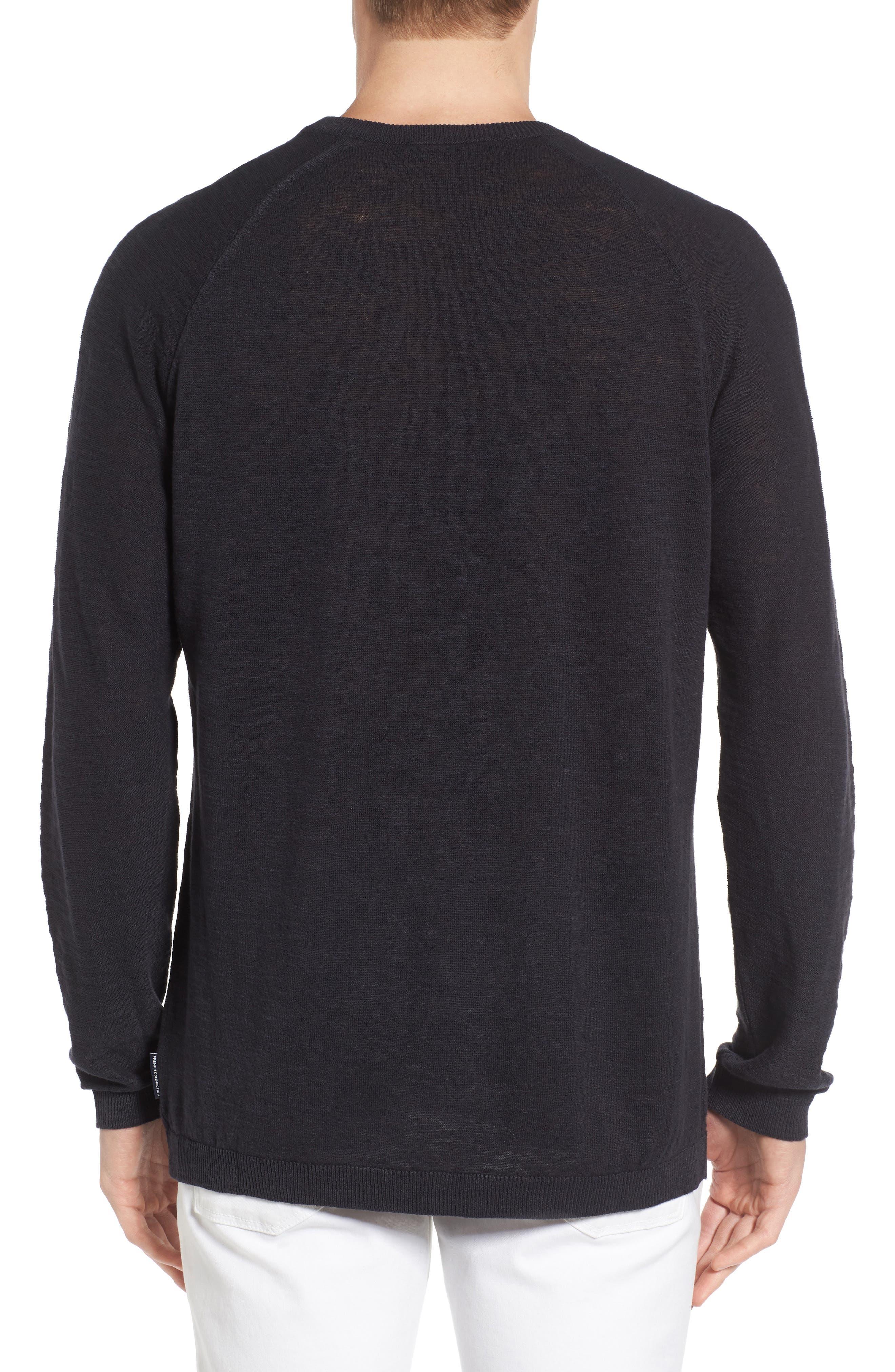 Arambol Cotton & Linen Sweater,                             Alternate thumbnail 2, color,                             409