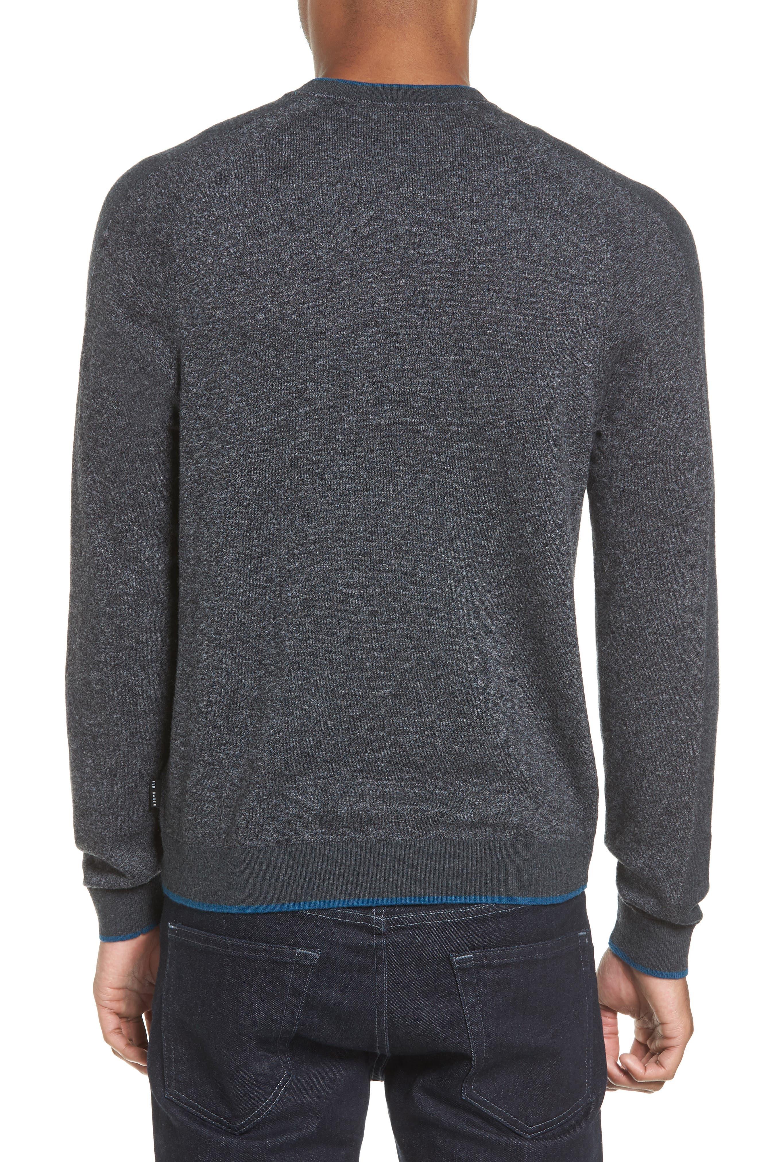Norpol Crewneck Sweater,                             Alternate thumbnail 2, color,                             010