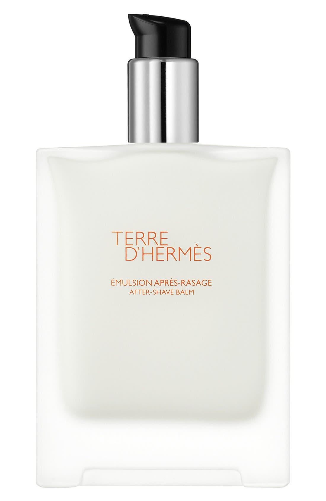 Terre d'Hermès - After-shave balm,                             Main thumbnail 1, color,                             NO COLOR