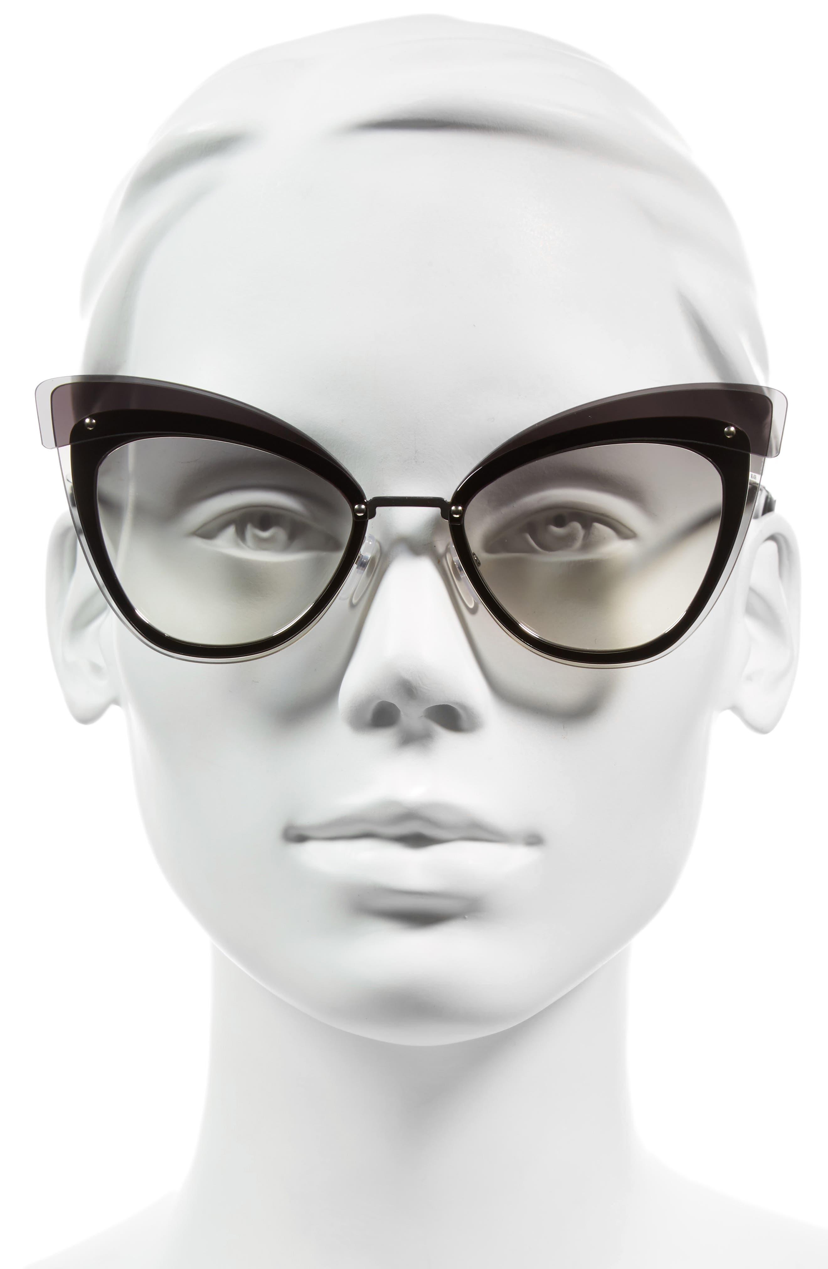 64mm Sunglasses,                             Alternate thumbnail 3, color,                             041