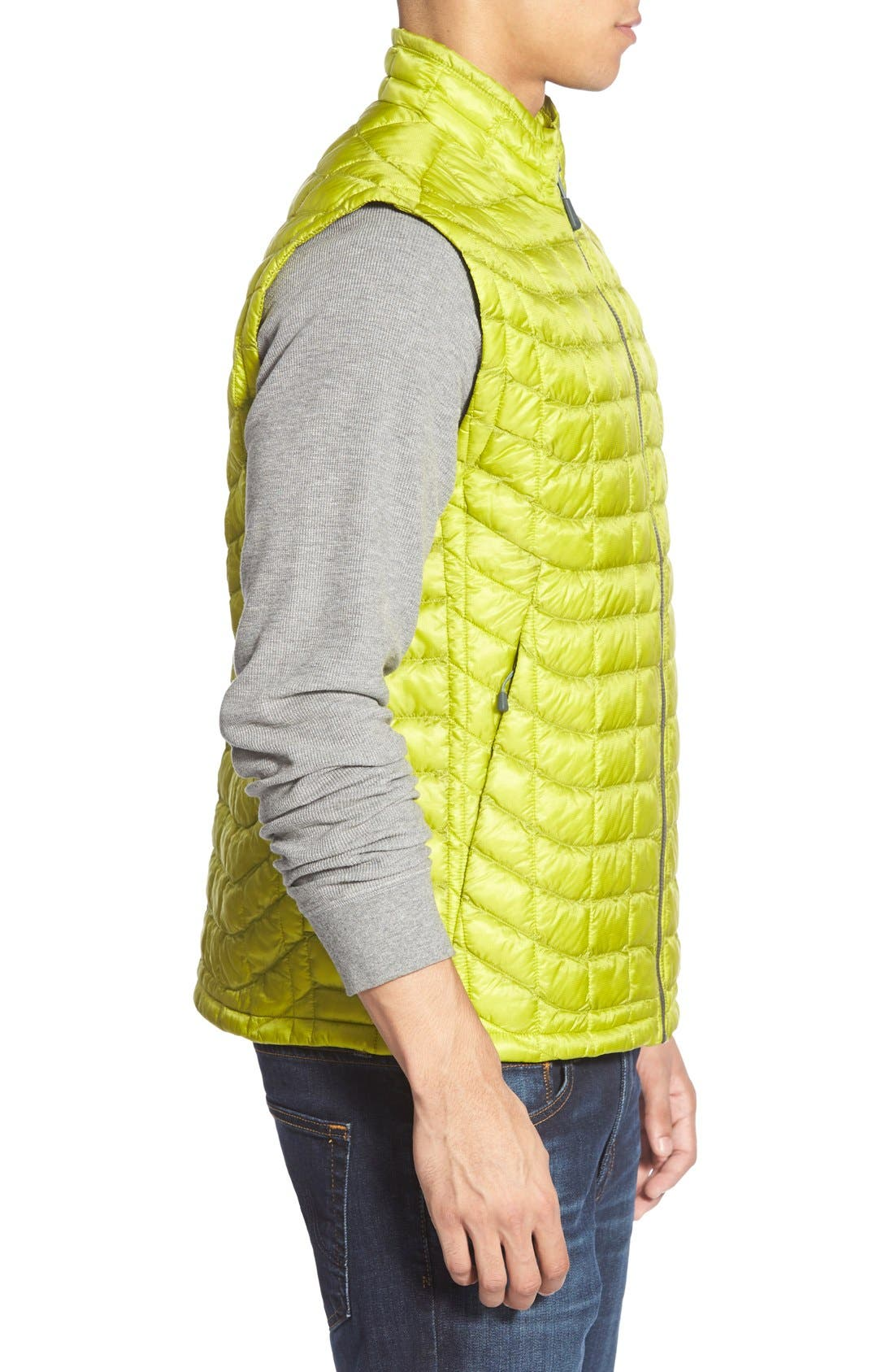 'ThermoBall<sup>™</sup>' Packable PrimaLoft<sup>®</sup> Vest,                             Alternate thumbnail 75, color,