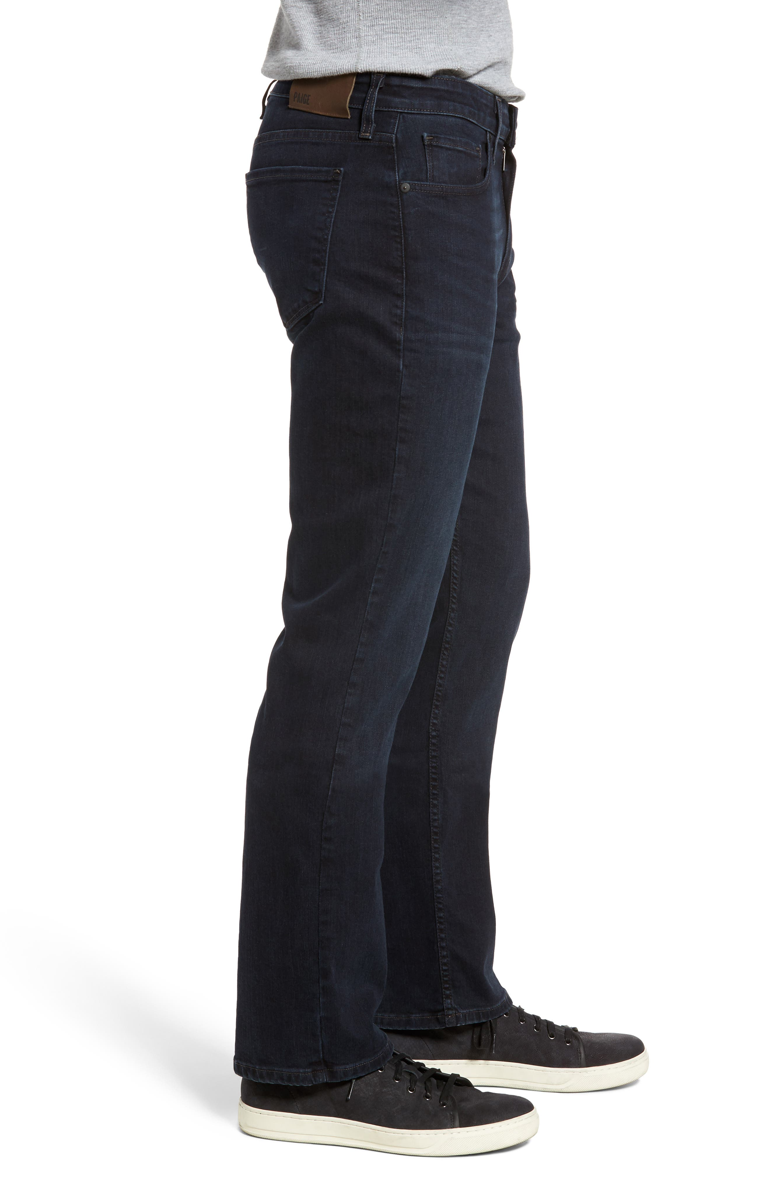 Doheny Relaxed Straight Leg Jeans,                             Alternate thumbnail 3, color,                             400
