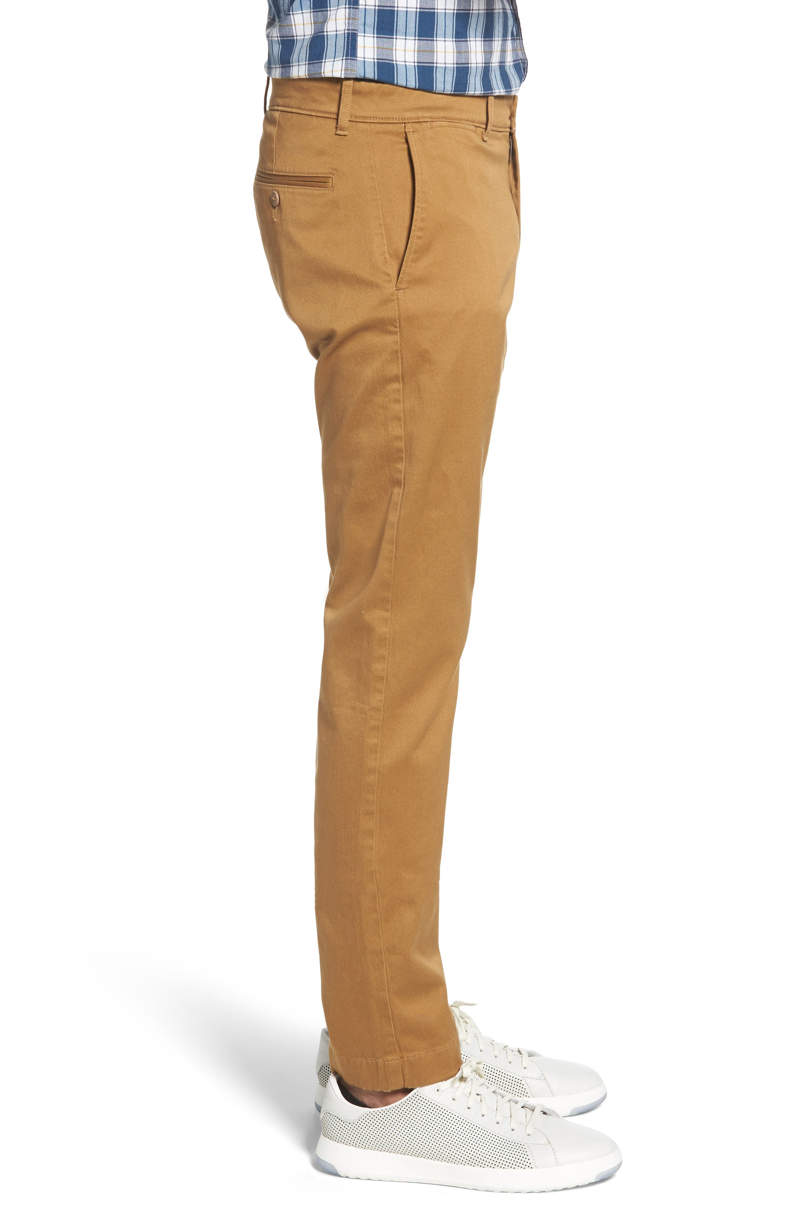 484 Slim Fit Stretch Chino Pants,                             Alternate thumbnail 27, color,