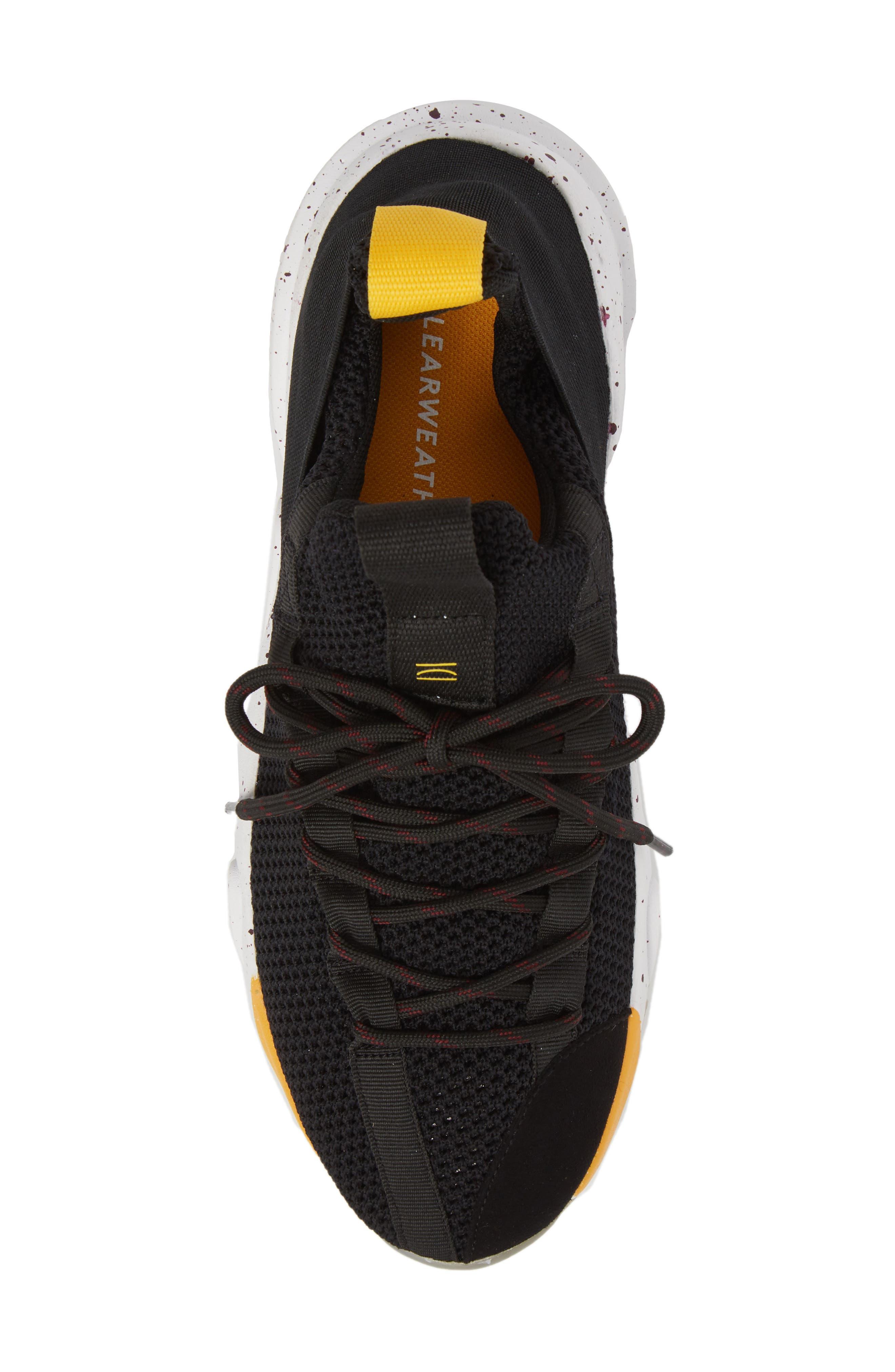 The Interceptor Sneaker,                             Alternate thumbnail 5, color,                             002