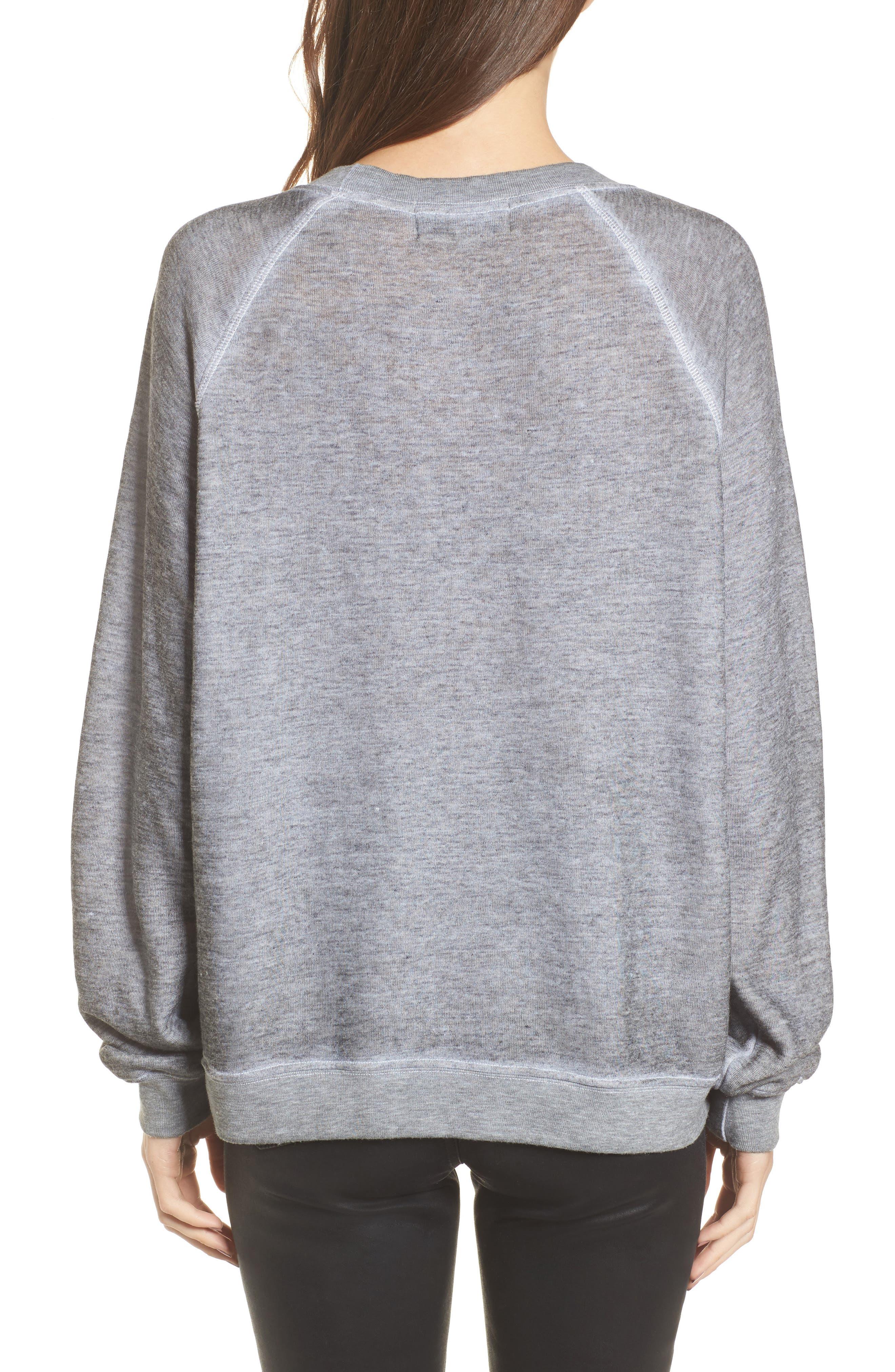Weekend Millionaire Sweatshirt,                             Alternate thumbnail 2, color,                             020