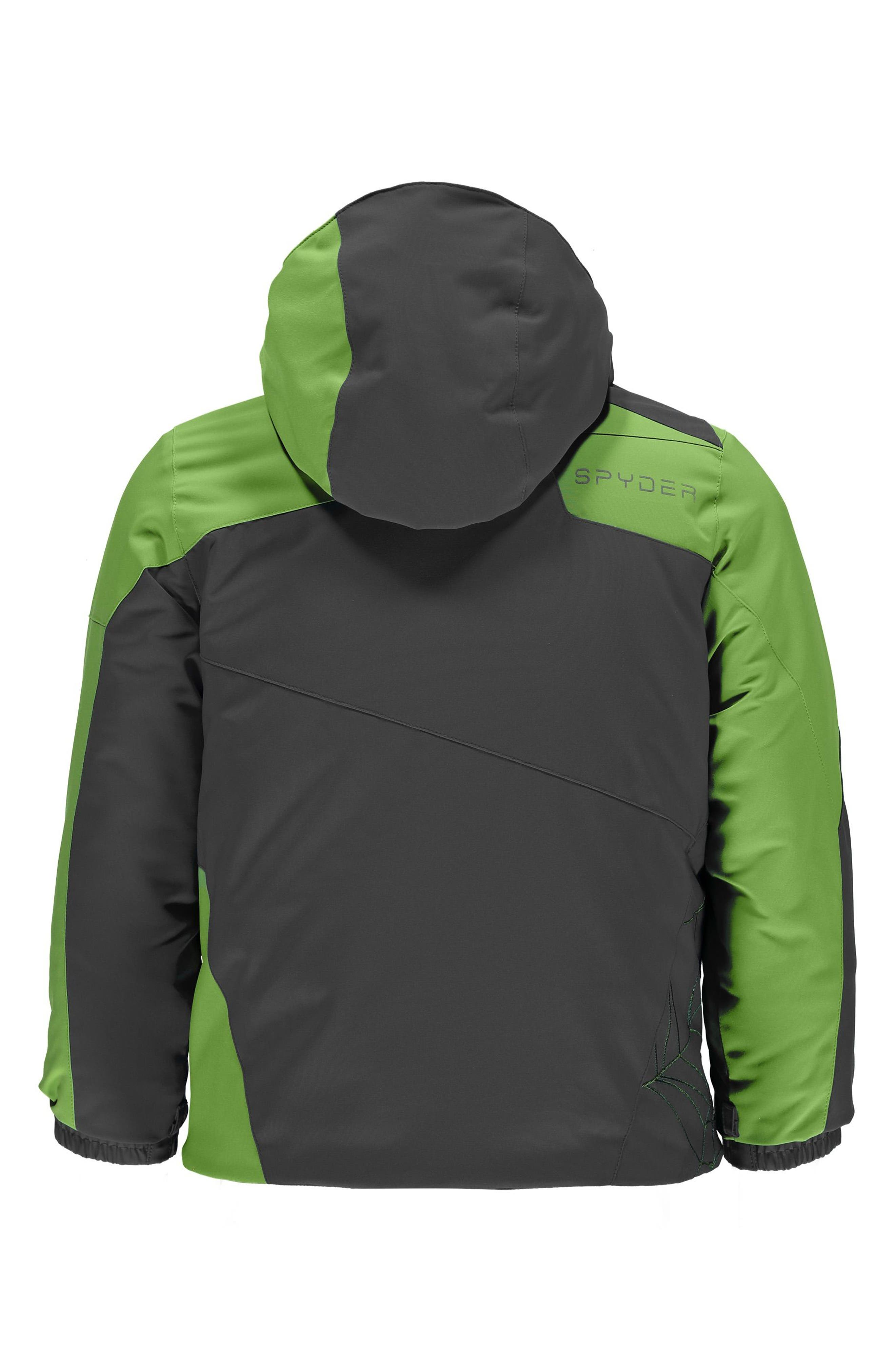 Mini Guard Insulated Waterproof Jacket,                         Main,                         color, 069