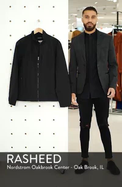 Mock Neck Jacket, sales video thumbnail