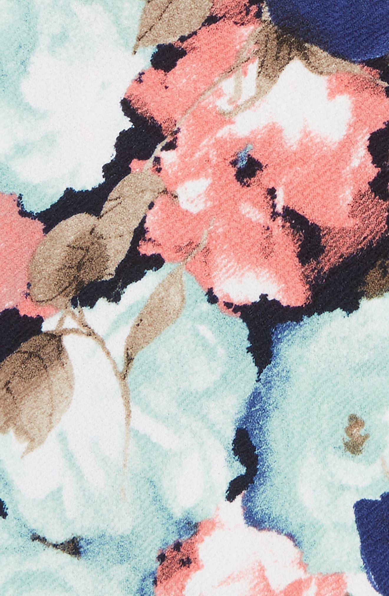 Textured Knit Skort,                             Alternate thumbnail 2, color,                             410