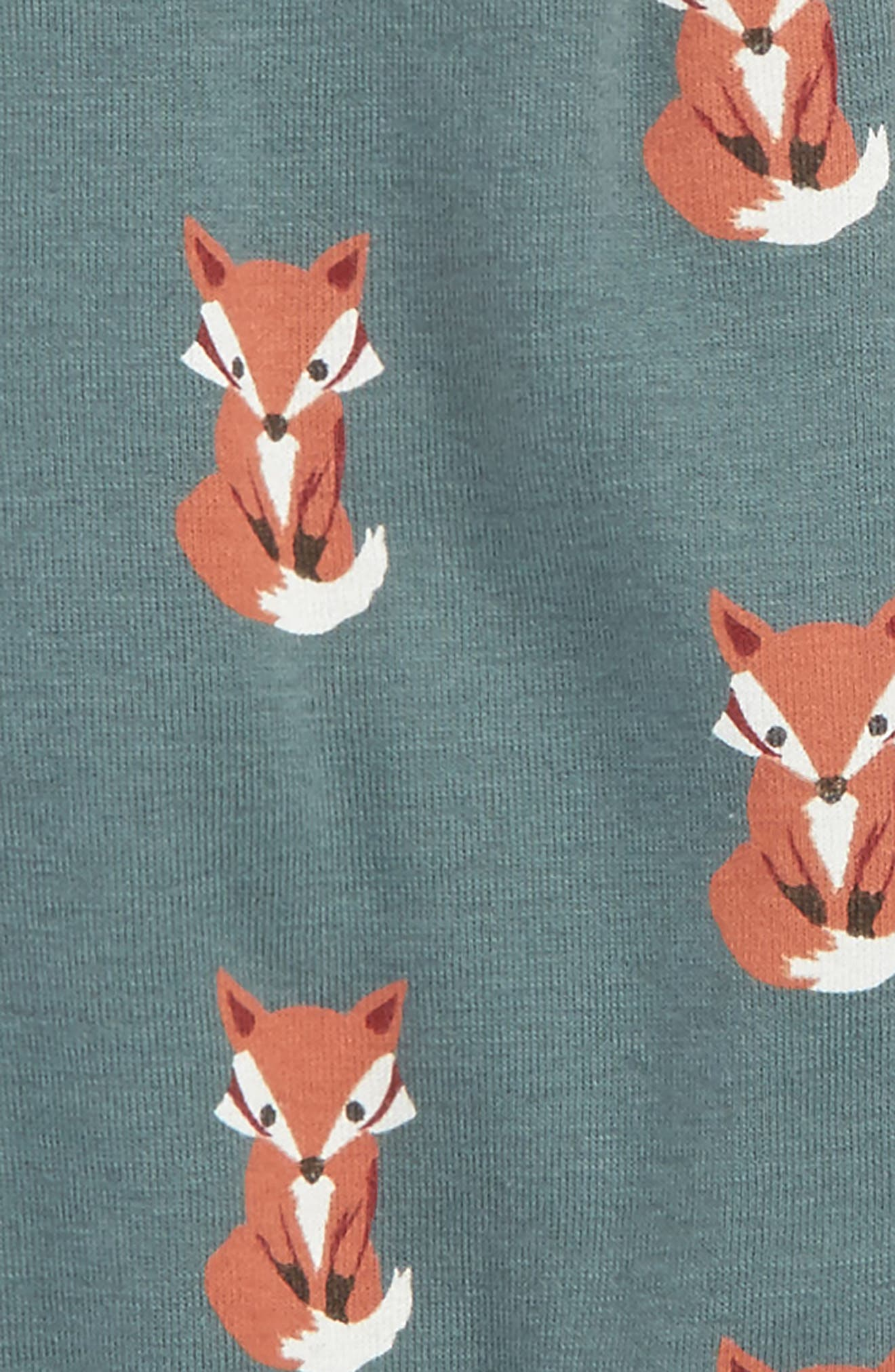 Peek Baby Fox Sweatpants,                             Alternate thumbnail 2, color,                             306