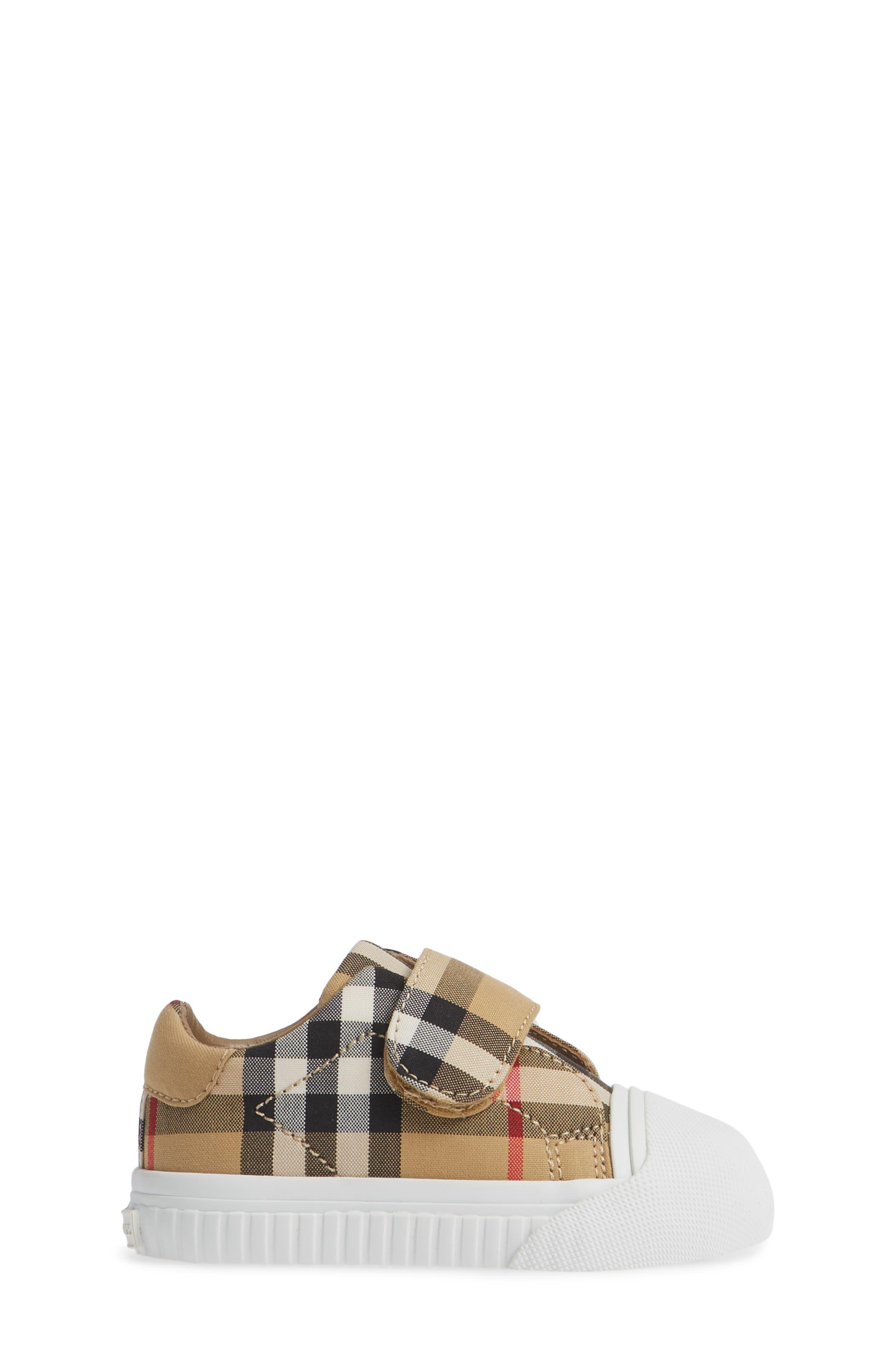 Beech Check Sneaker,                             Alternate thumbnail 6, color,