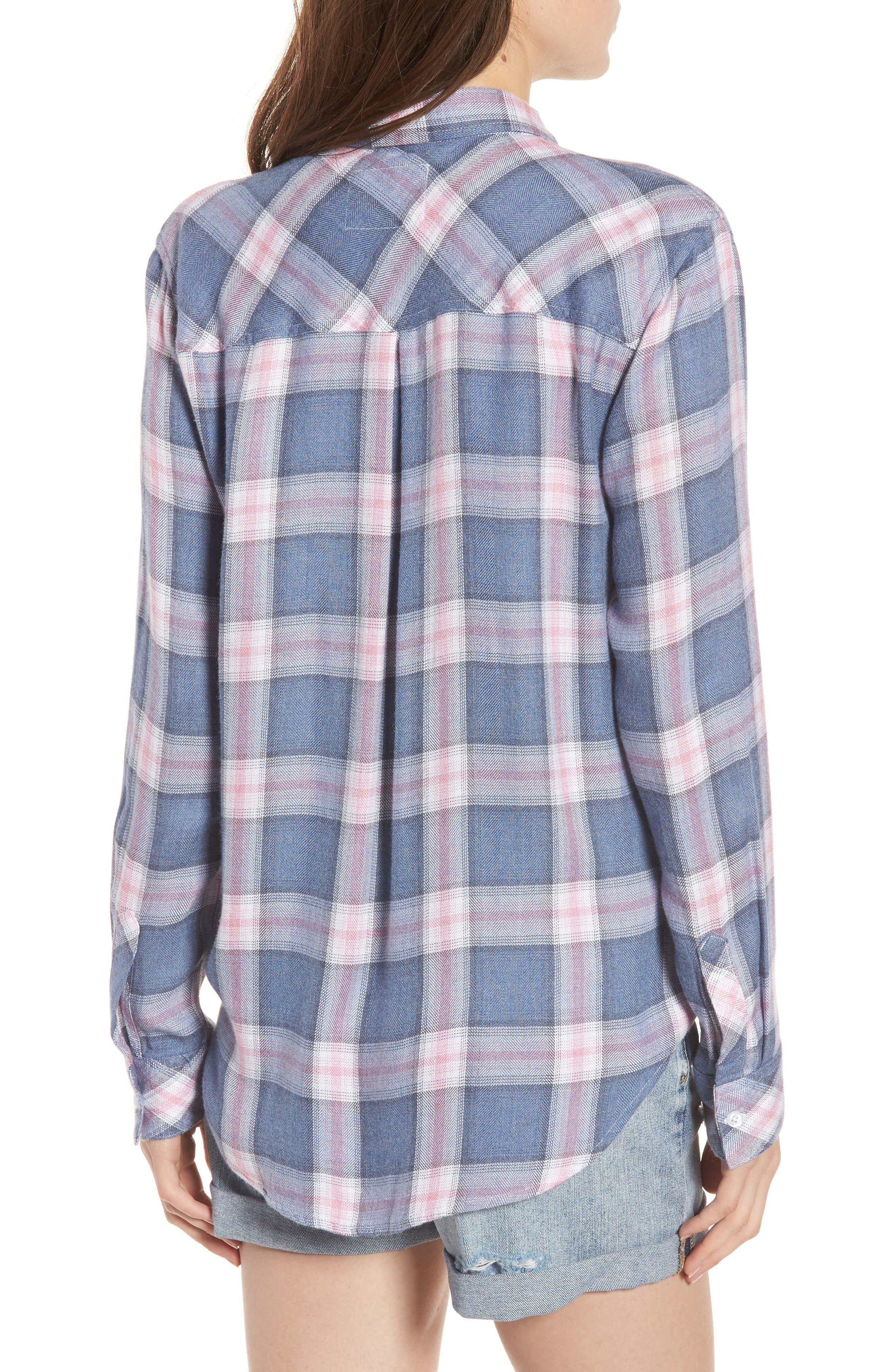 Hunter Plaid Shirt,                             Alternate thumbnail 213, color,