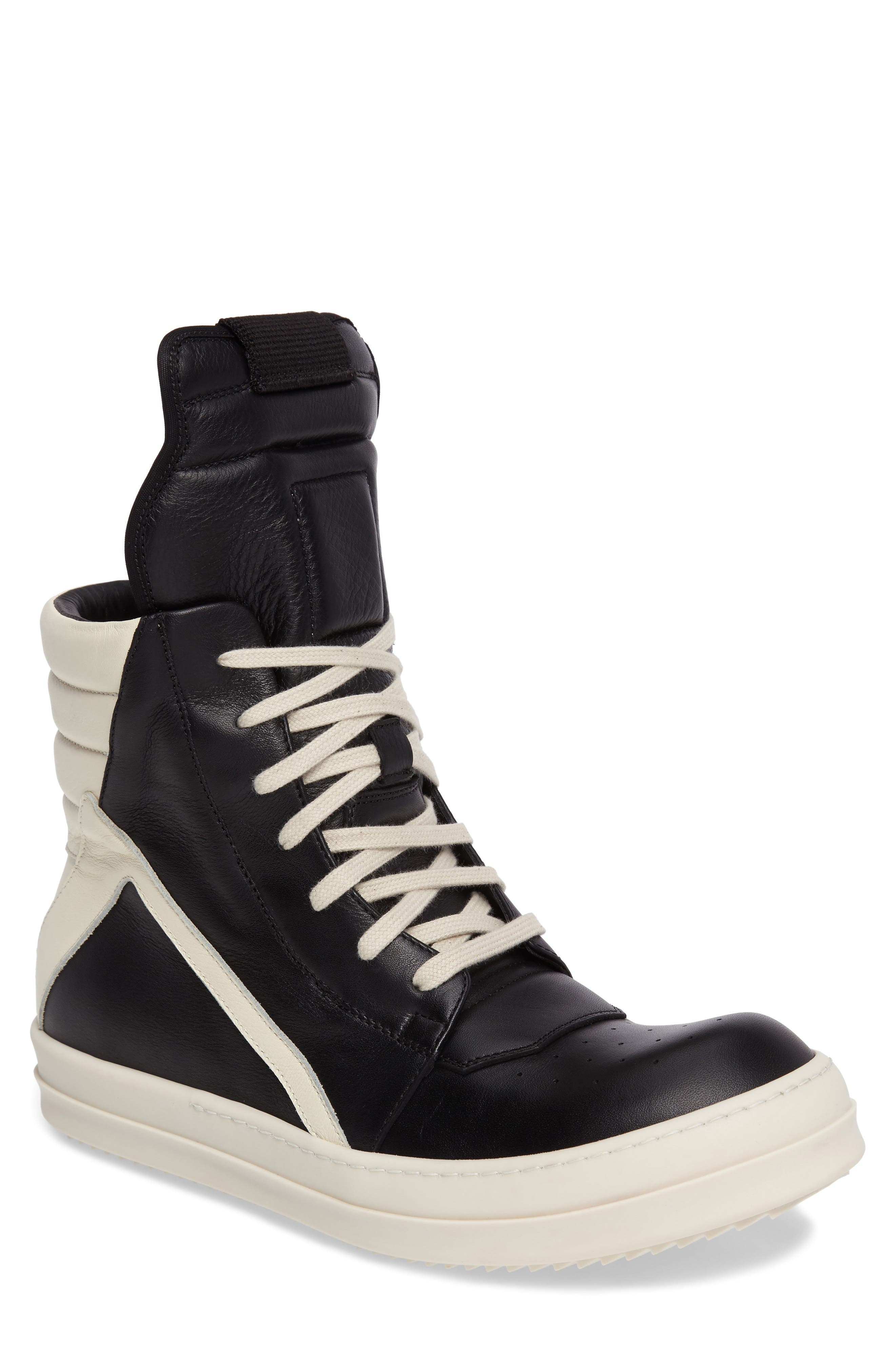 'Geobasket' High Top Sneaker,                         Main,                         color, 001