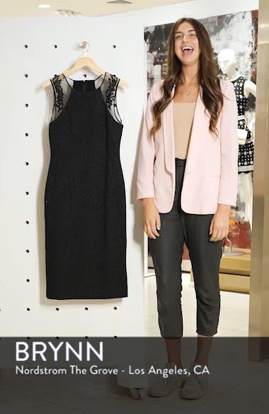 Skylar Embellished Sheath Dress, sales video thumbnail