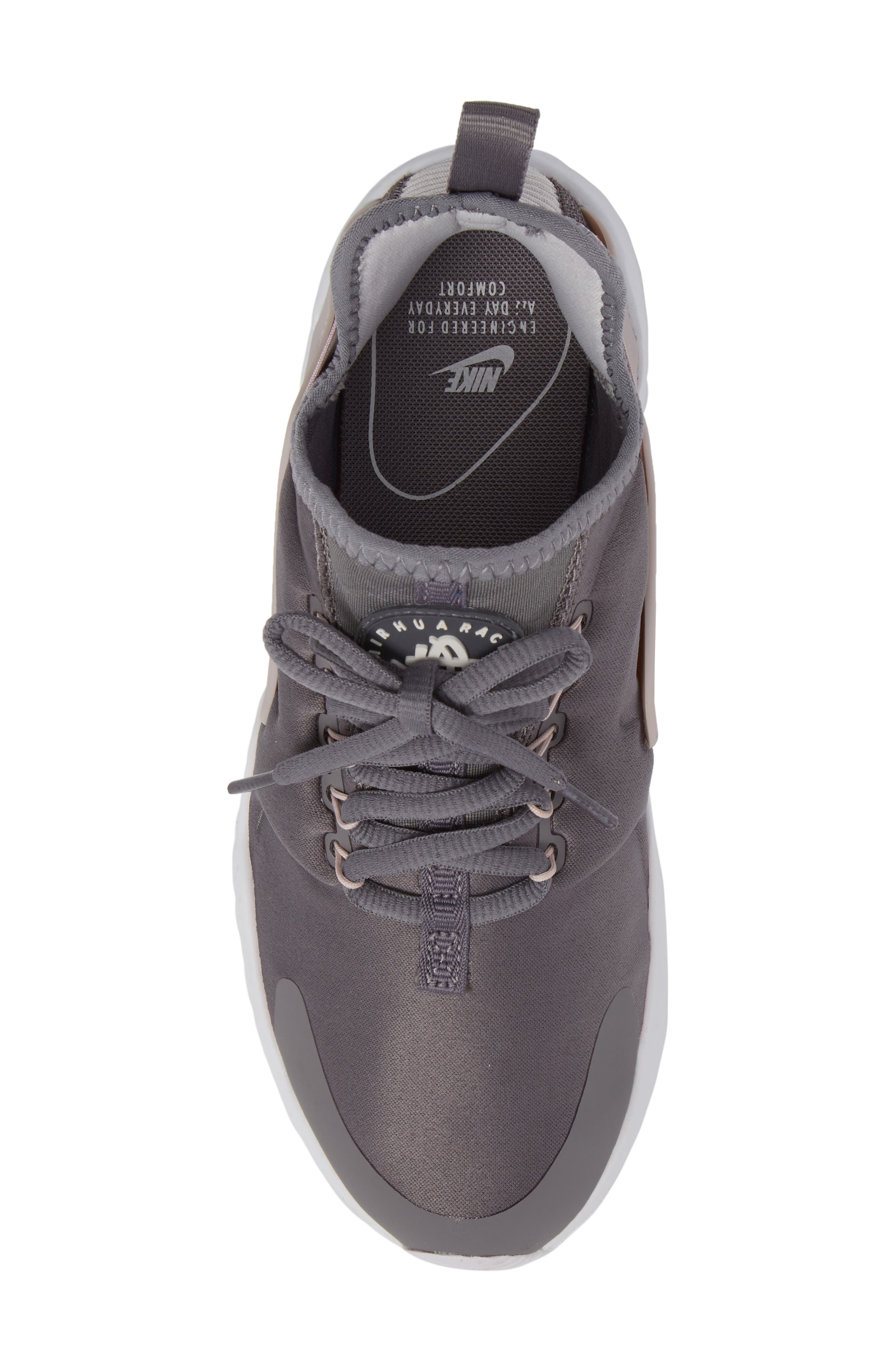 Air Huarache Sneaker,                             Alternate thumbnail 5, color,                             026