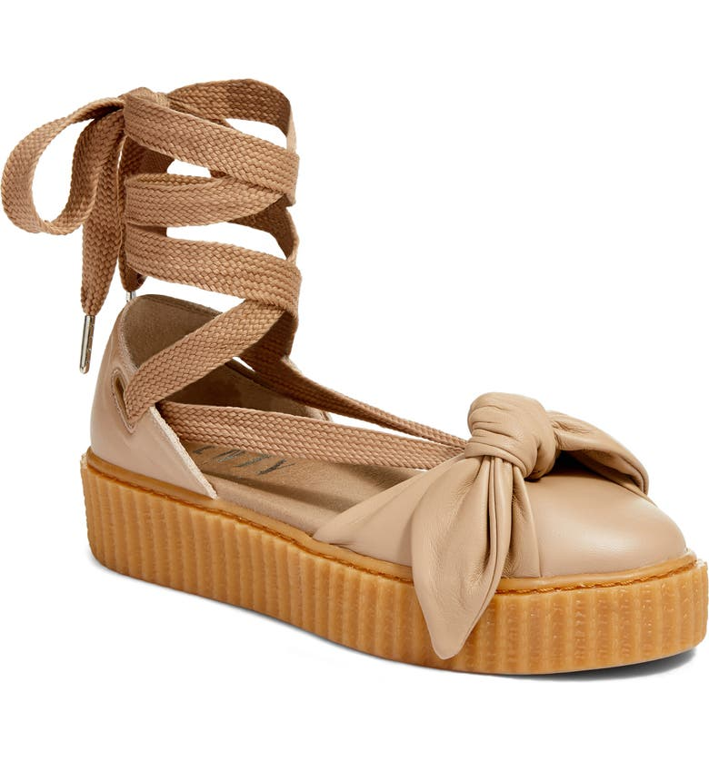 FENTY PUMA by Rihanna Bow Creeper Sandal (Women)  f4a08a8b9