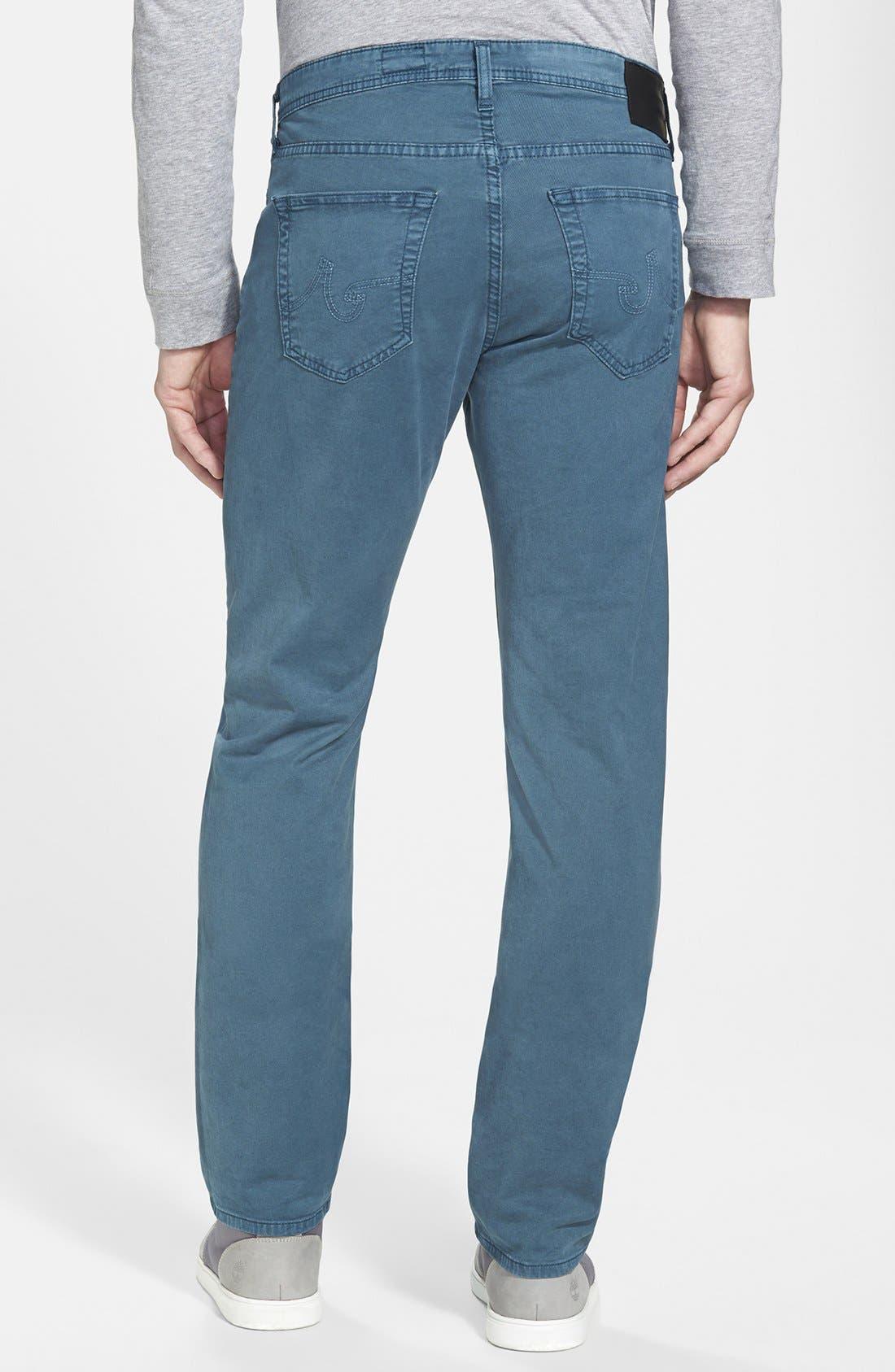 'Matchbox BES' Slim Fit Pants,                             Alternate thumbnail 125, color,