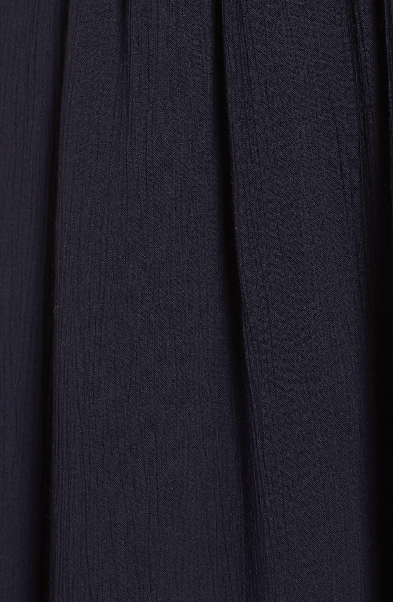 Kerrine Embroidered Maxi Dress,                             Alternate thumbnail 5, color,                             422