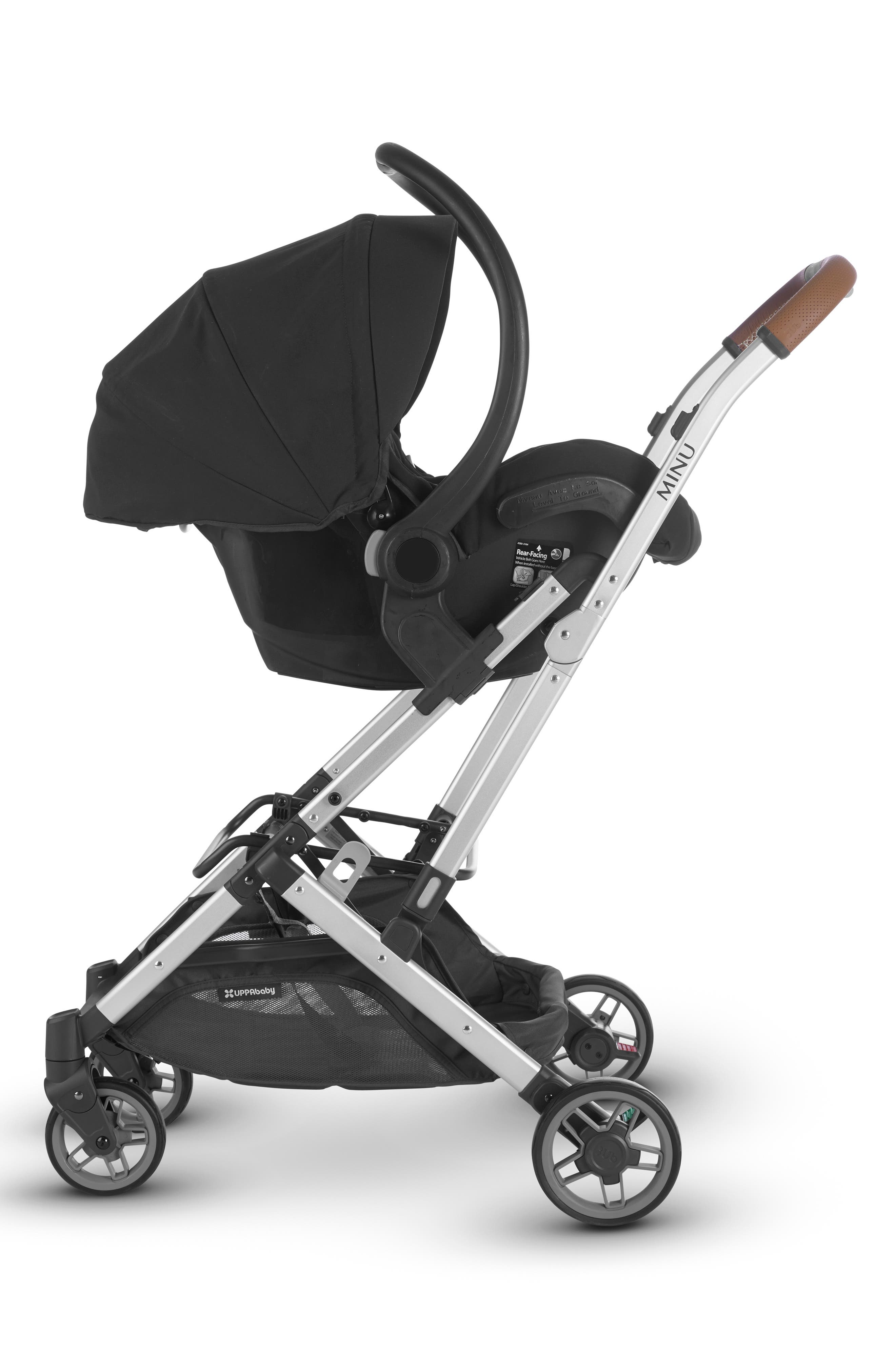 Minu Stroller to Infant Car Seat Adapter, Main, color, NO COLOR