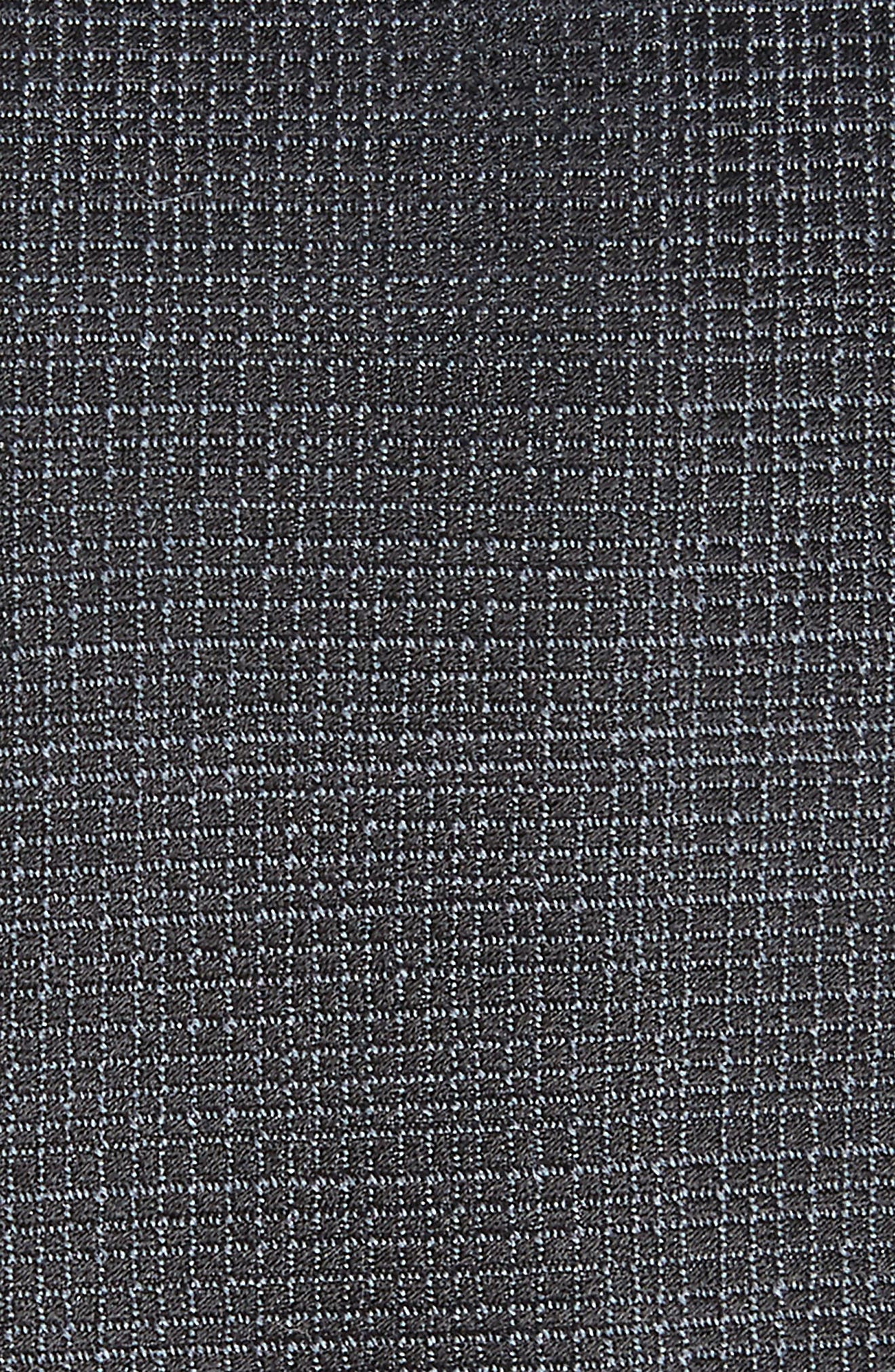 Saffron Solid Silk Skinny Tie,                             Alternate thumbnail 2, color,                             001