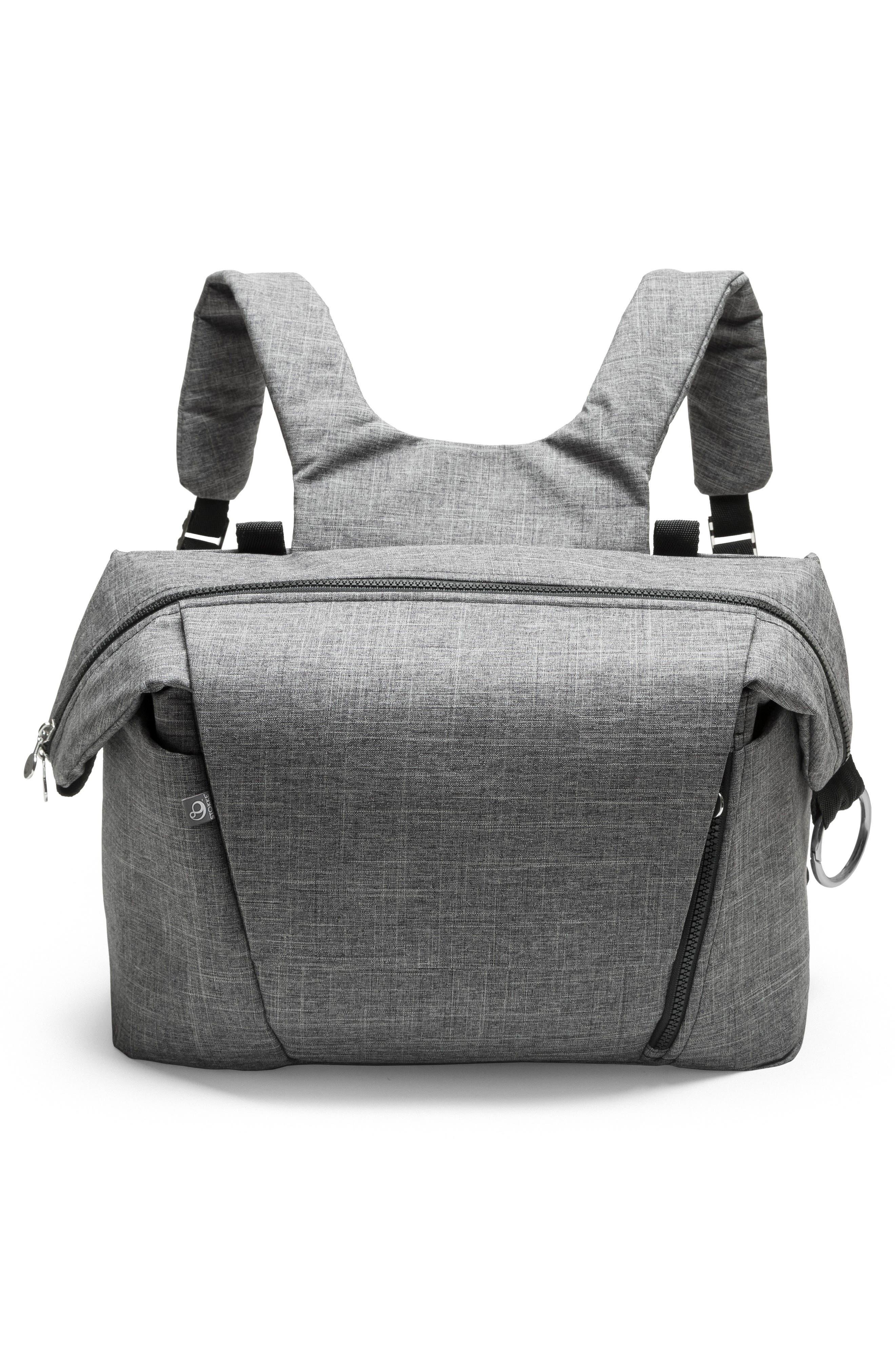 Baby 'Xplory<sup>®</sup>' Changing Bag,                             Alternate thumbnail 4, color,                             002