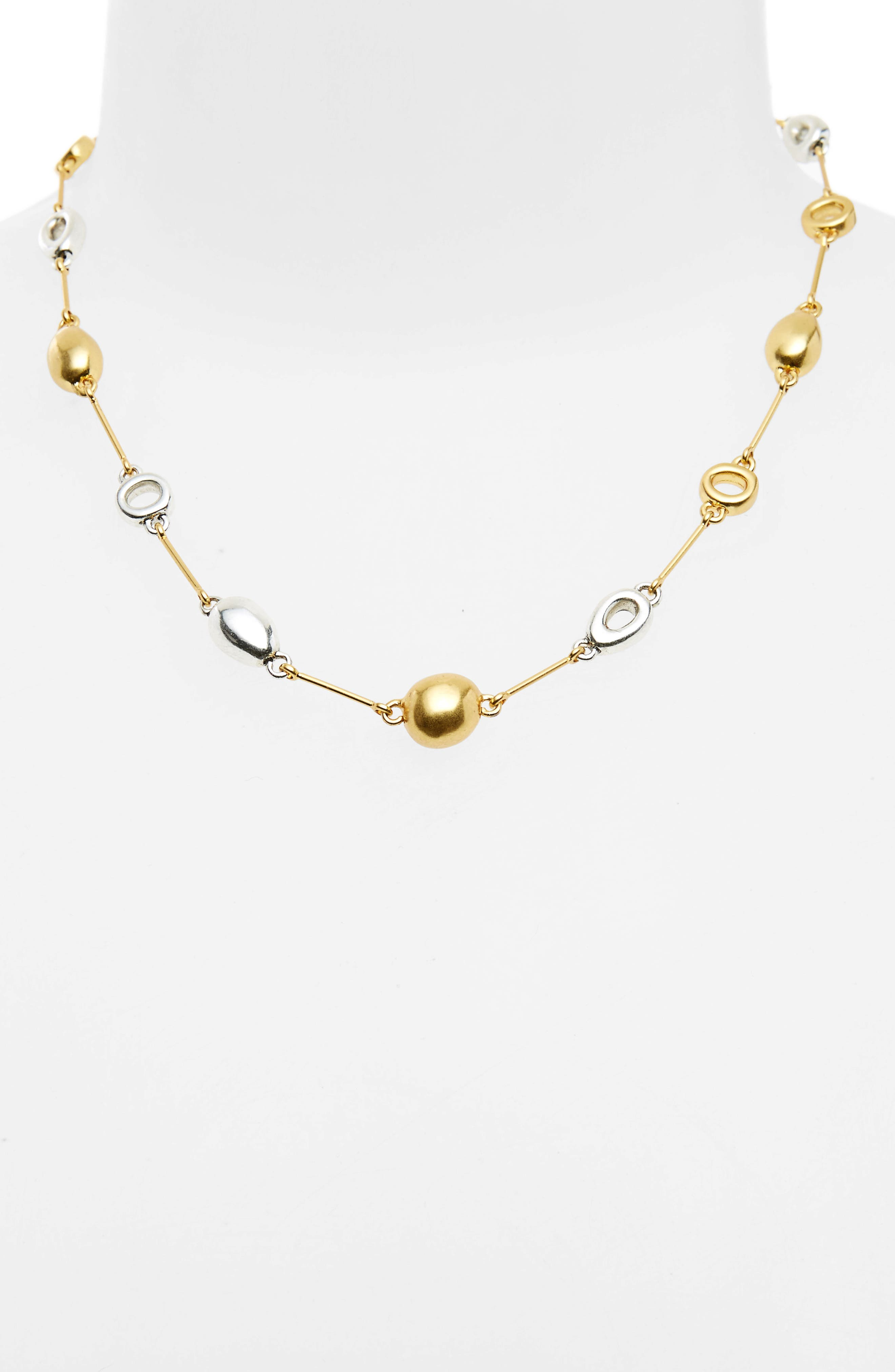 Toggle Necklace,                             Alternate thumbnail 2, color,