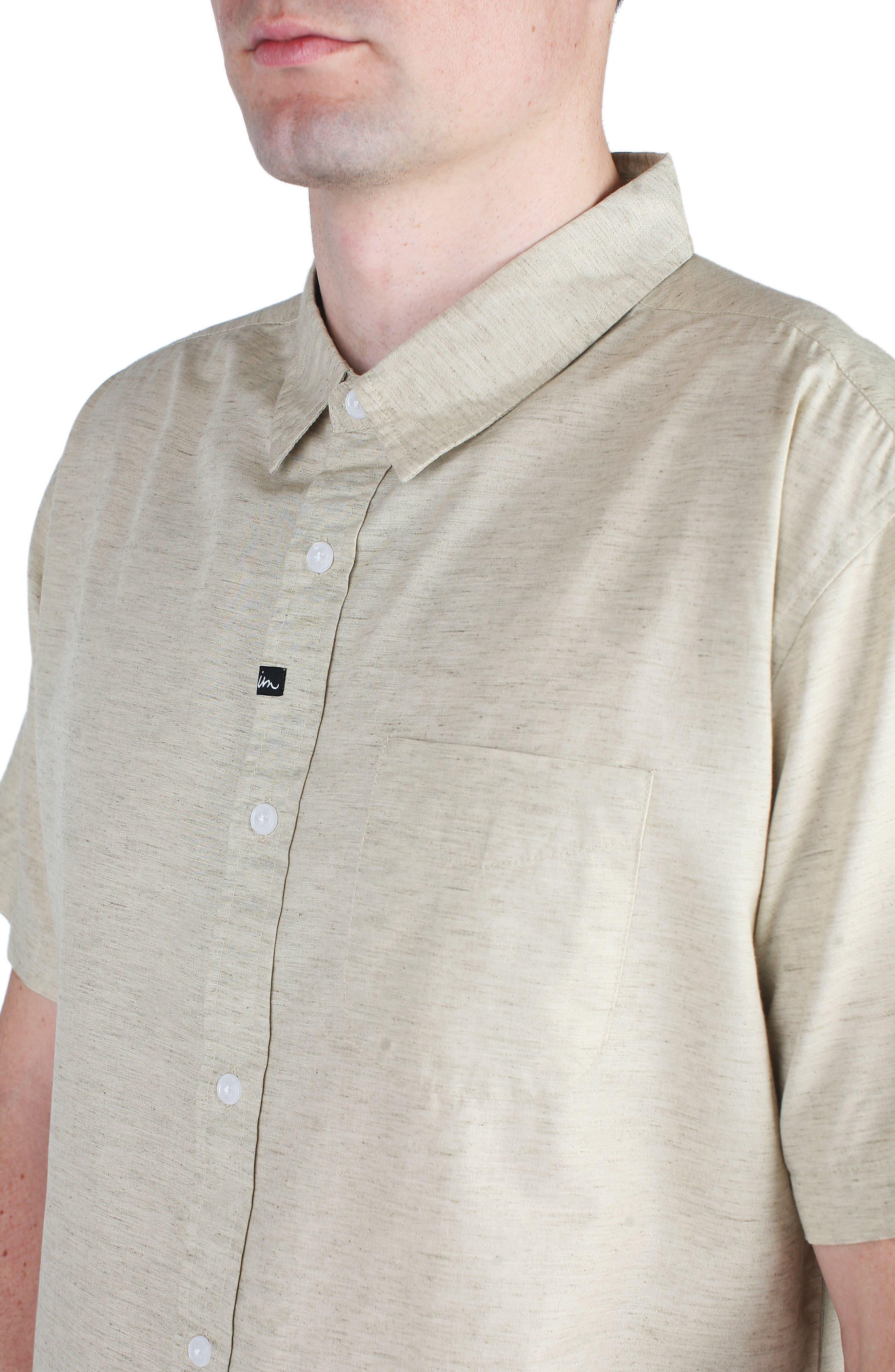 Triumph Woven Shirt,                             Alternate thumbnail 4, color,                             250