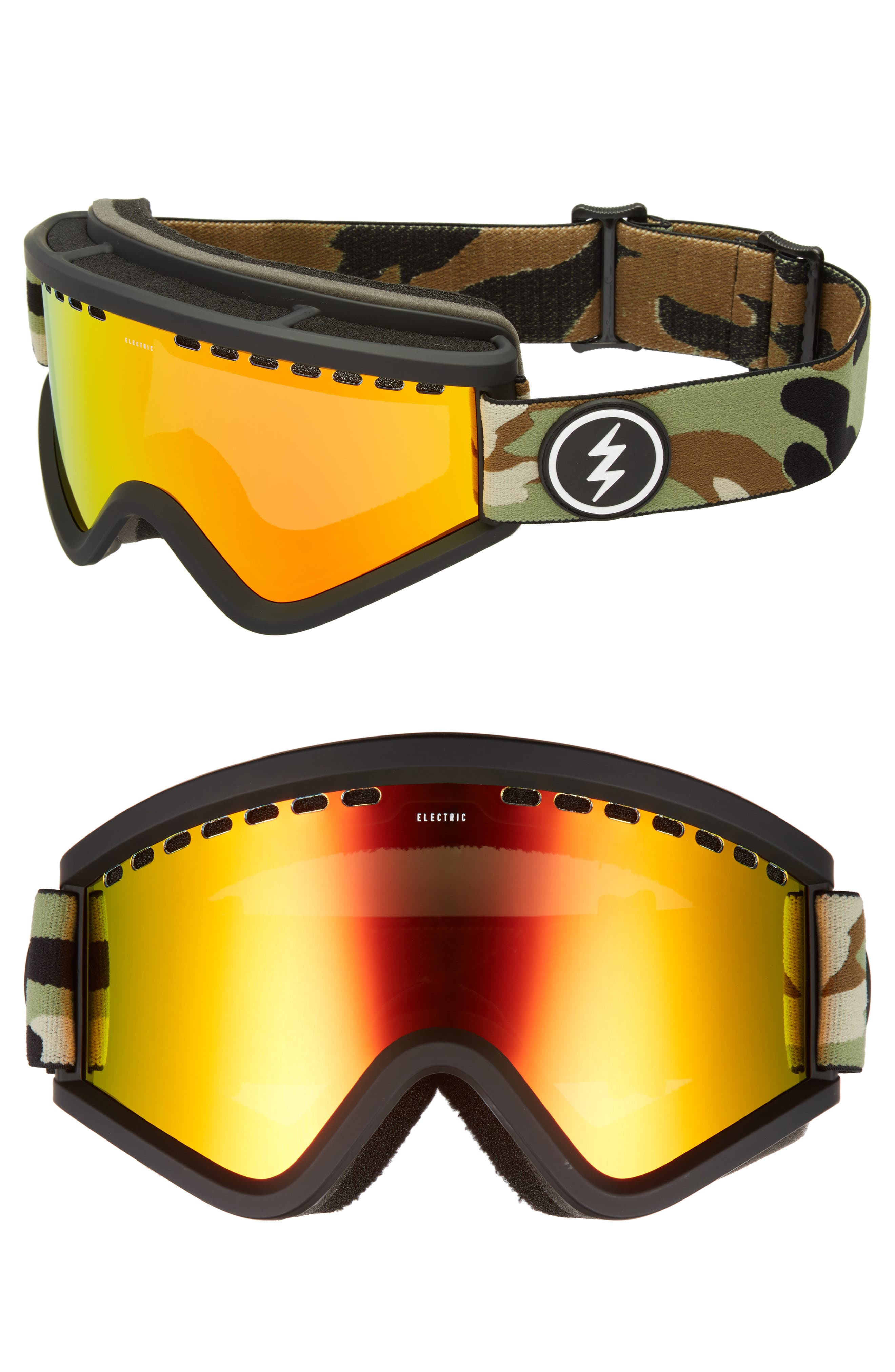 EGV Snow Goggles,                             Main thumbnail 3, color,