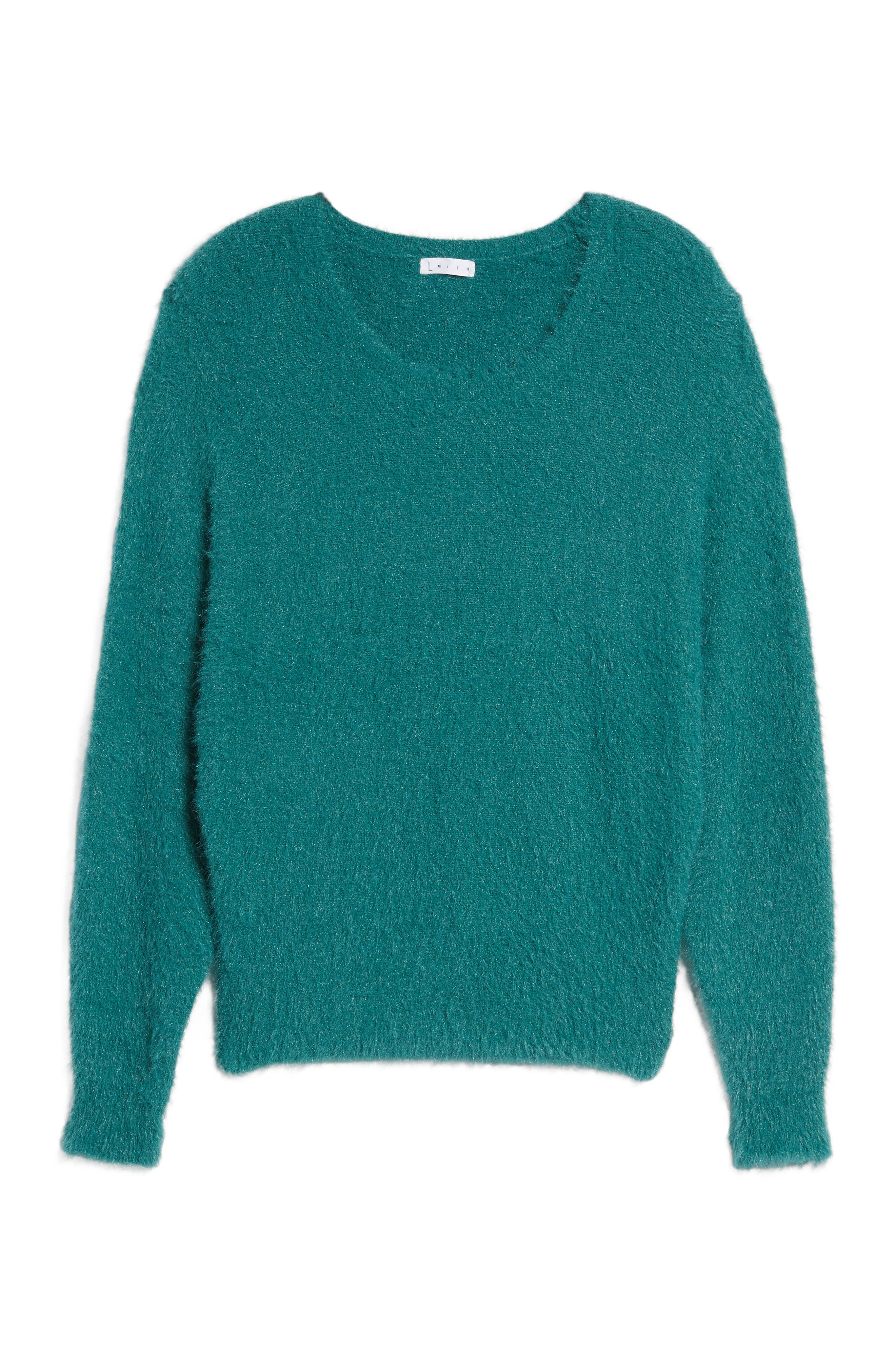 Fluffy Pullover,                             Alternate thumbnail 6, color,                             301