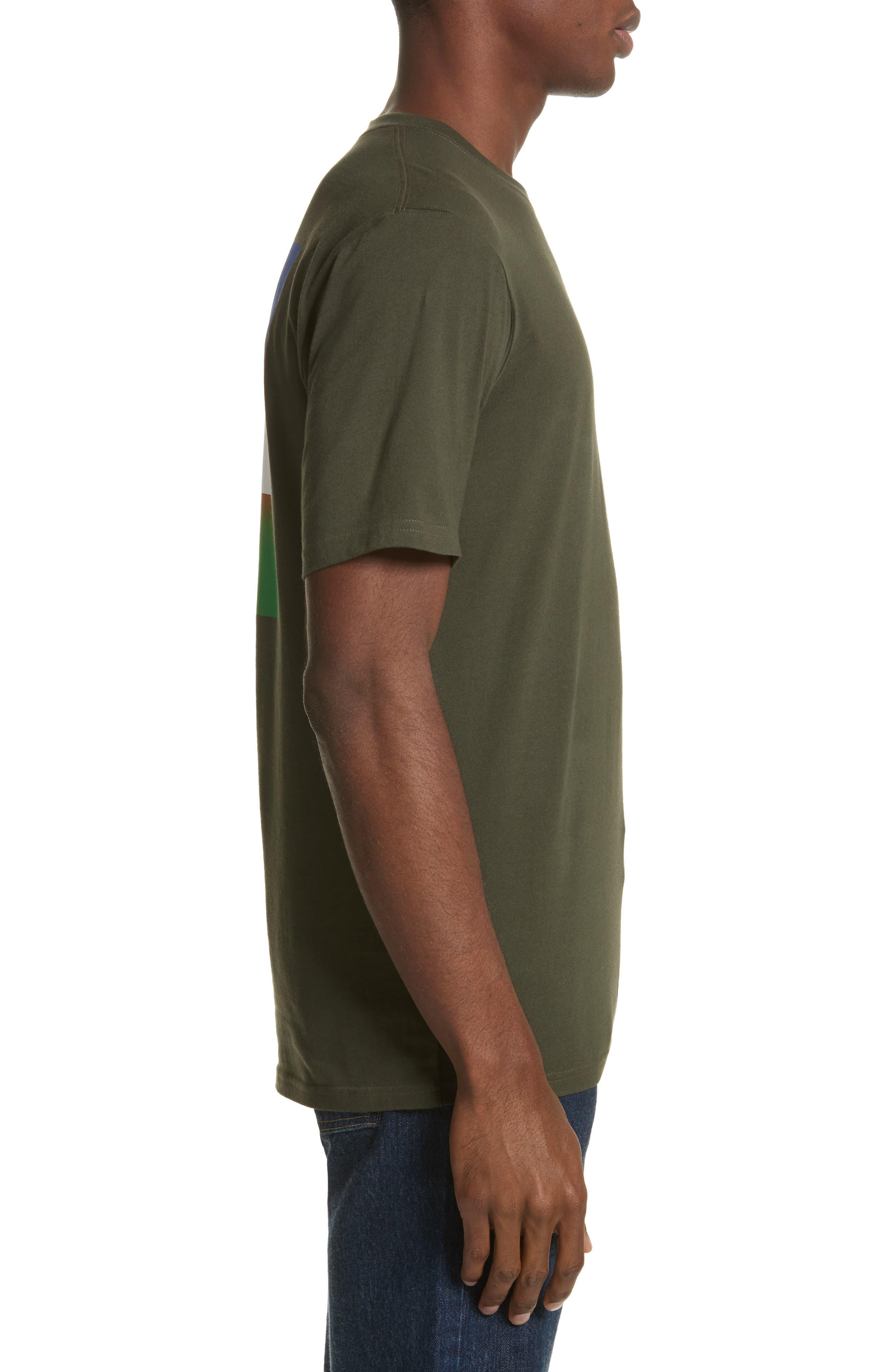 Graphic Unisex T-Shirt,                             Alternate thumbnail 7, color,
