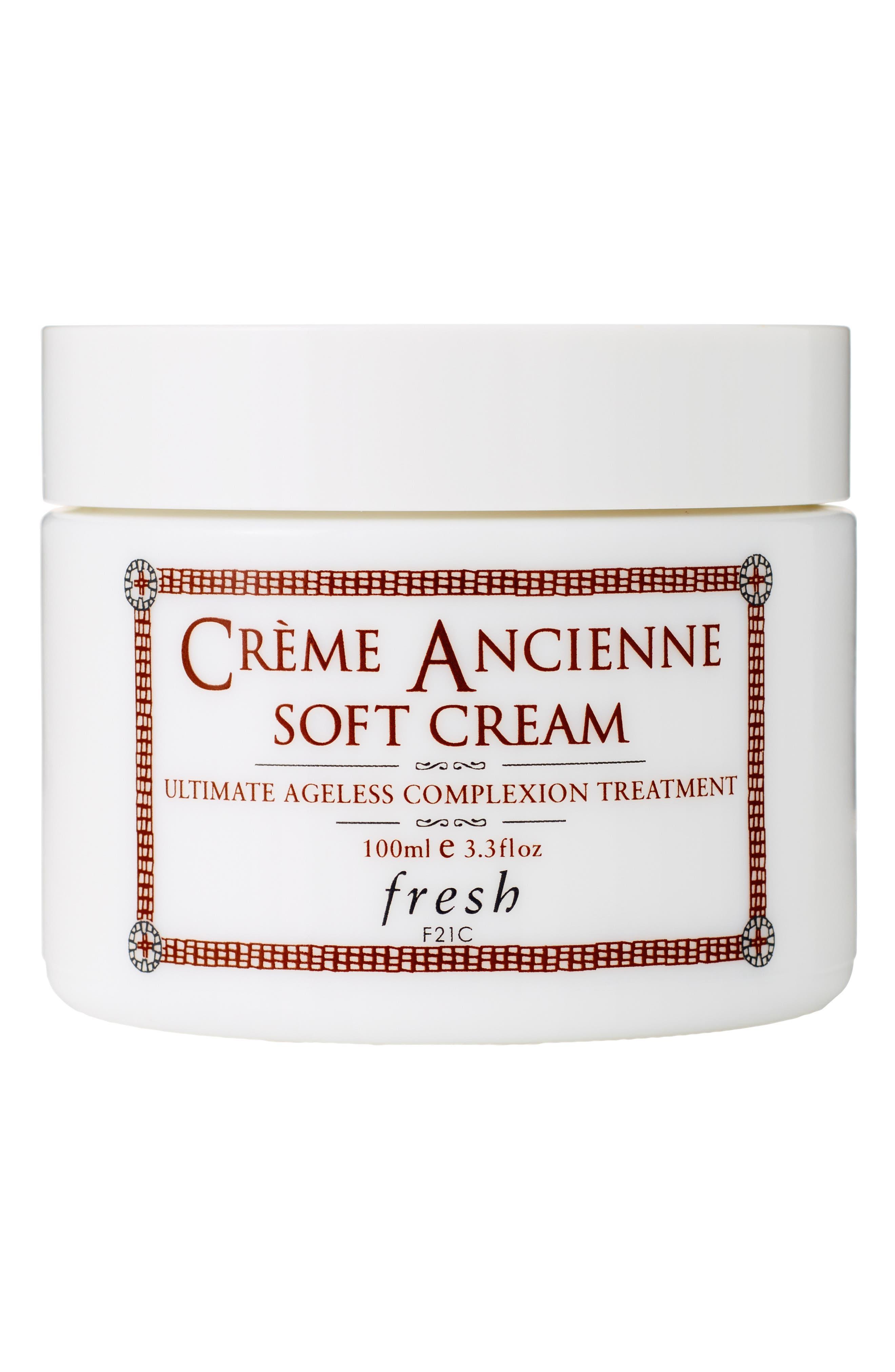 FRESH<SUP>®</SUP> Crème Ancienne<sup>®</sup> Soft Cream Ultimate Ageless Complexion Treatment, Main, color, NO COLOR