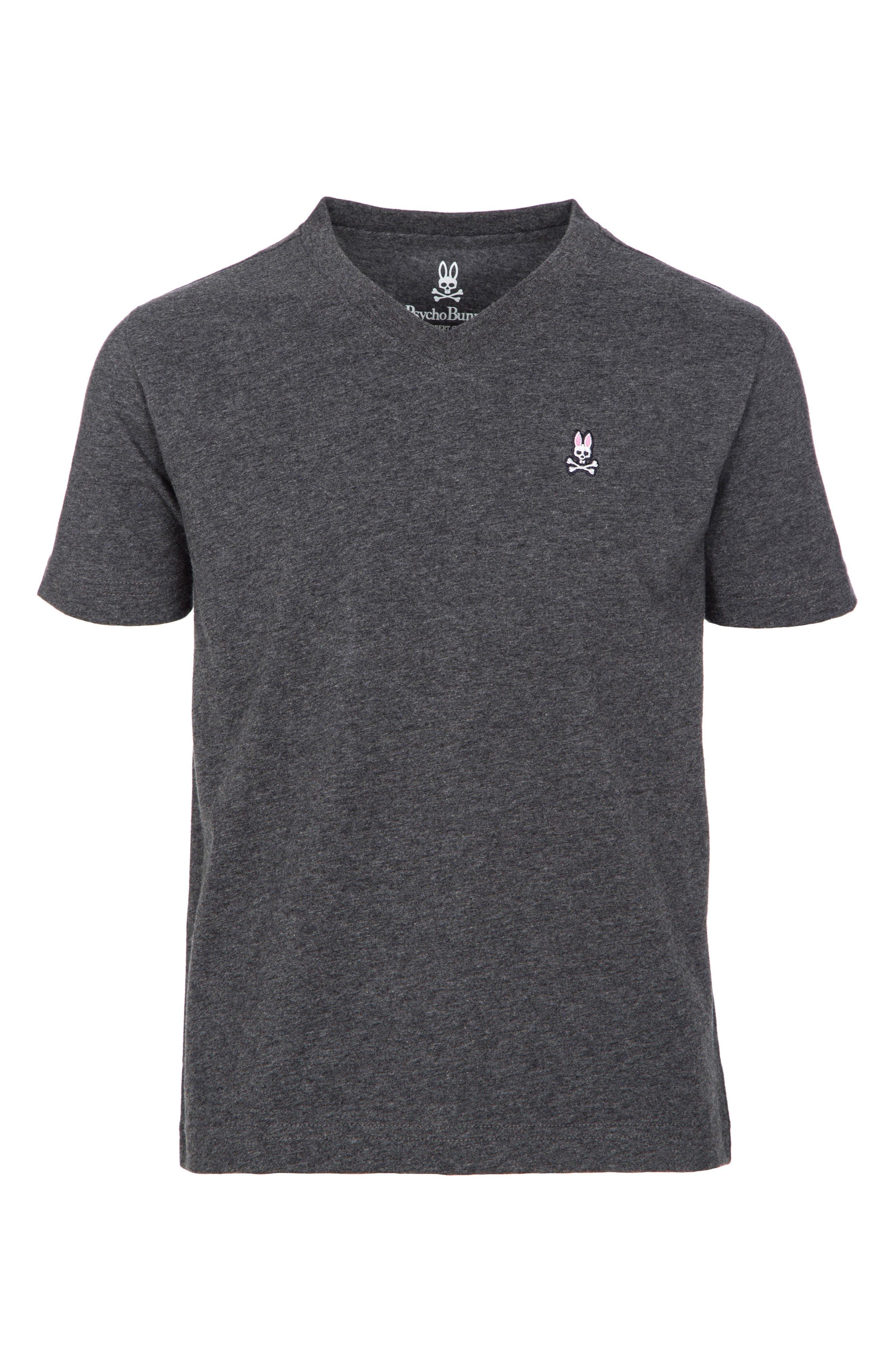 V-Neck T-Shirt,                             Main thumbnail 1, color,