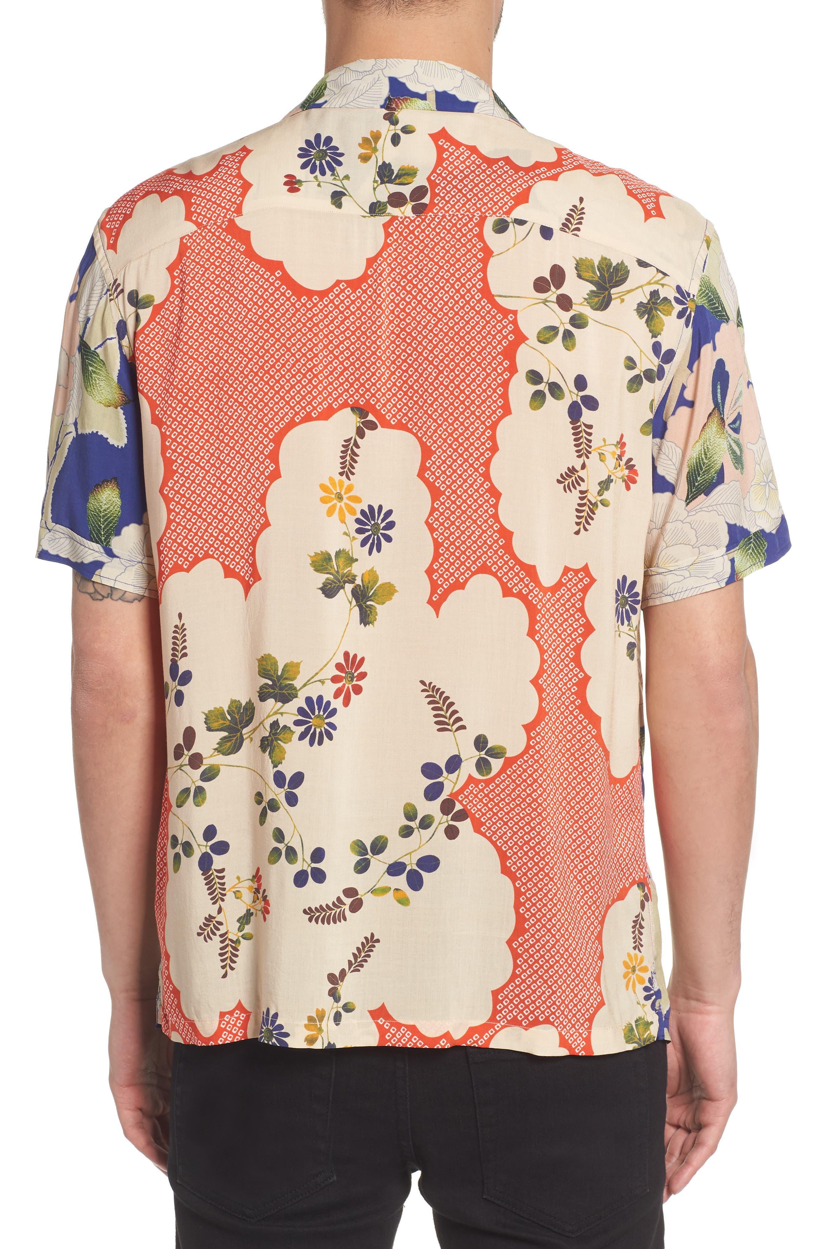 Fuyugi Regular Fit Short Sleeve Sport Shirt,                             Alternate thumbnail 2, color,                             412