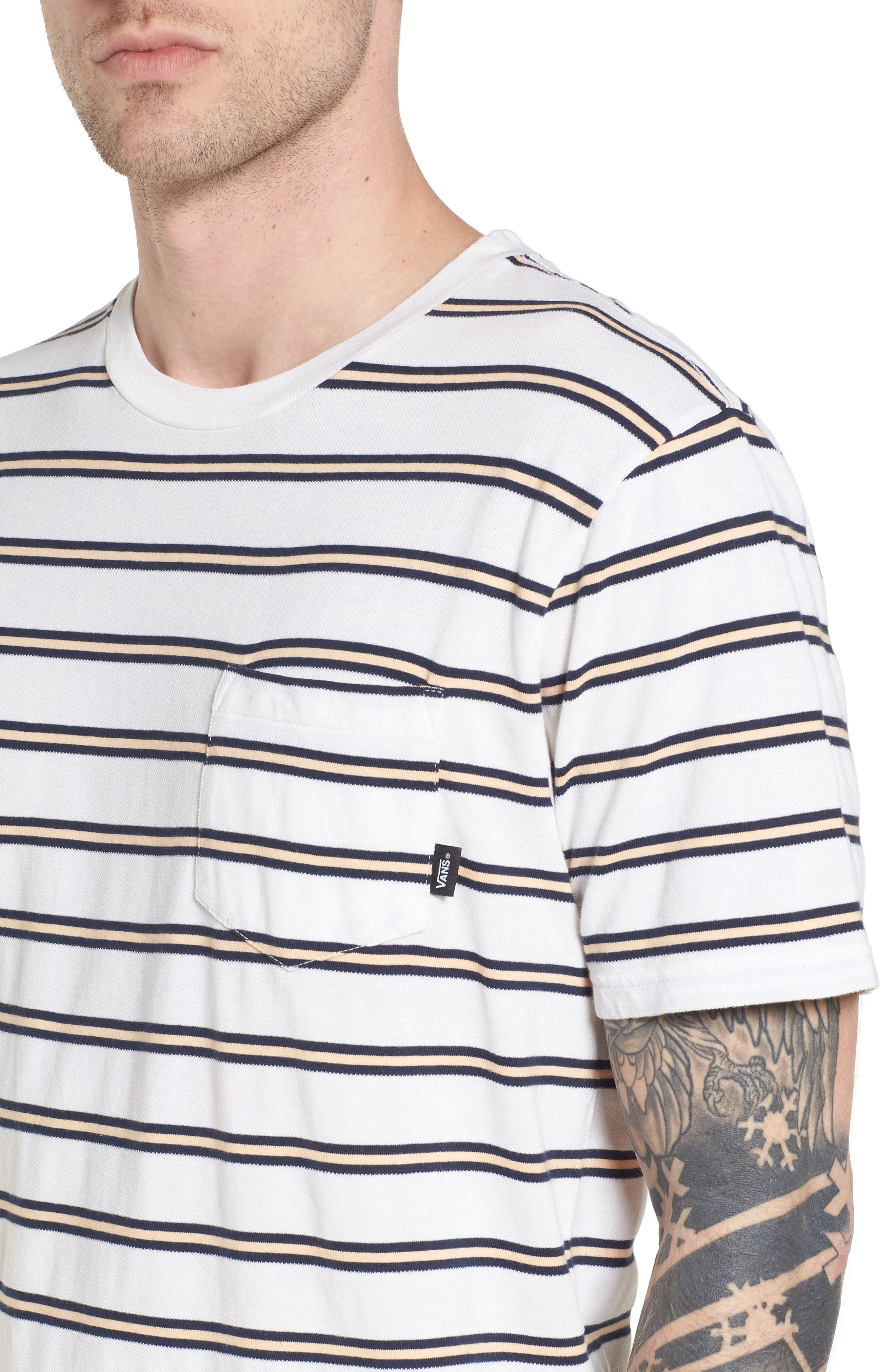 Whittier Pocket T-Shirt,                             Alternate thumbnail 4, color,                             900