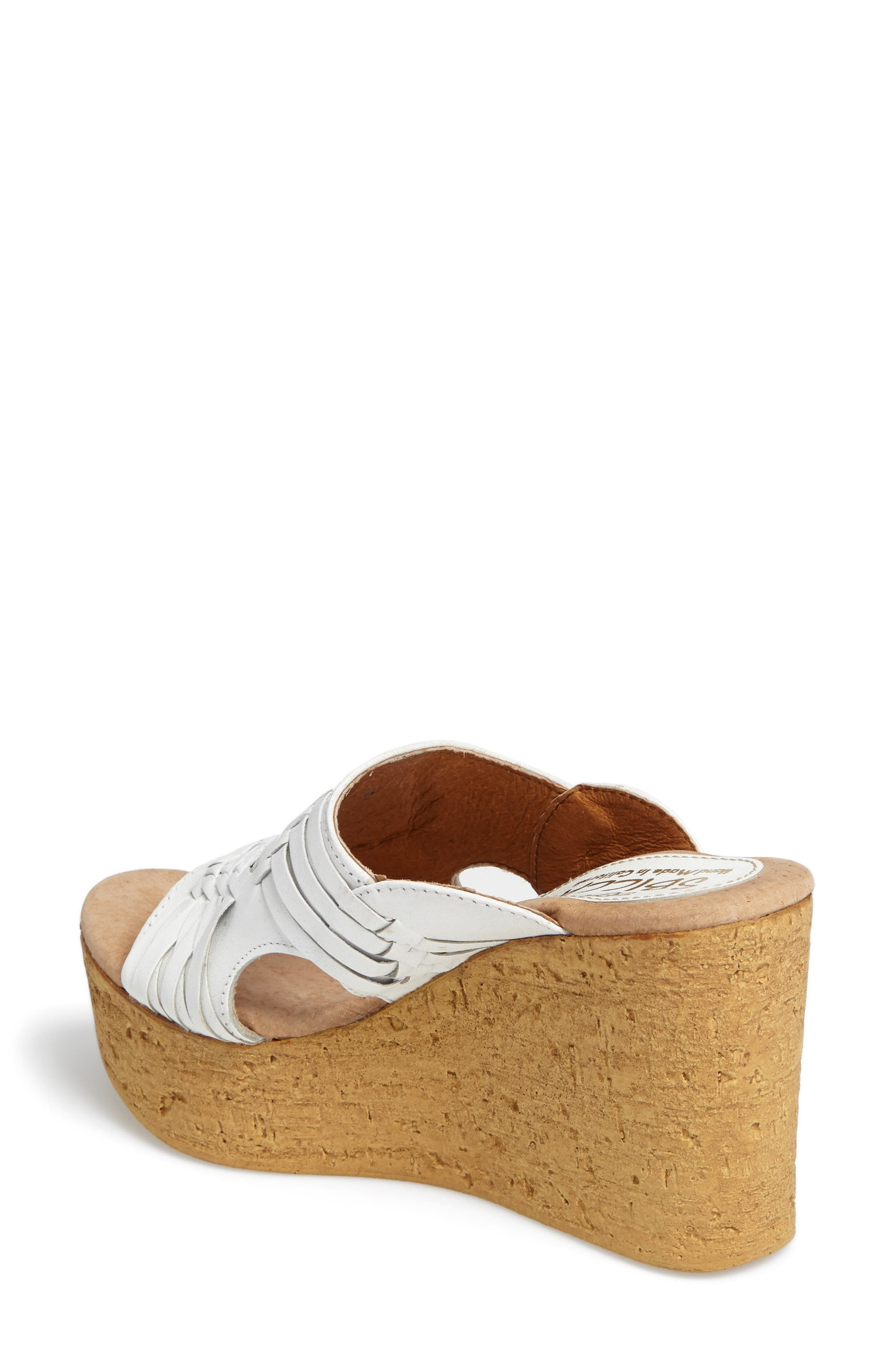 Manny Platform Wedge,                             Alternate thumbnail 3, color,