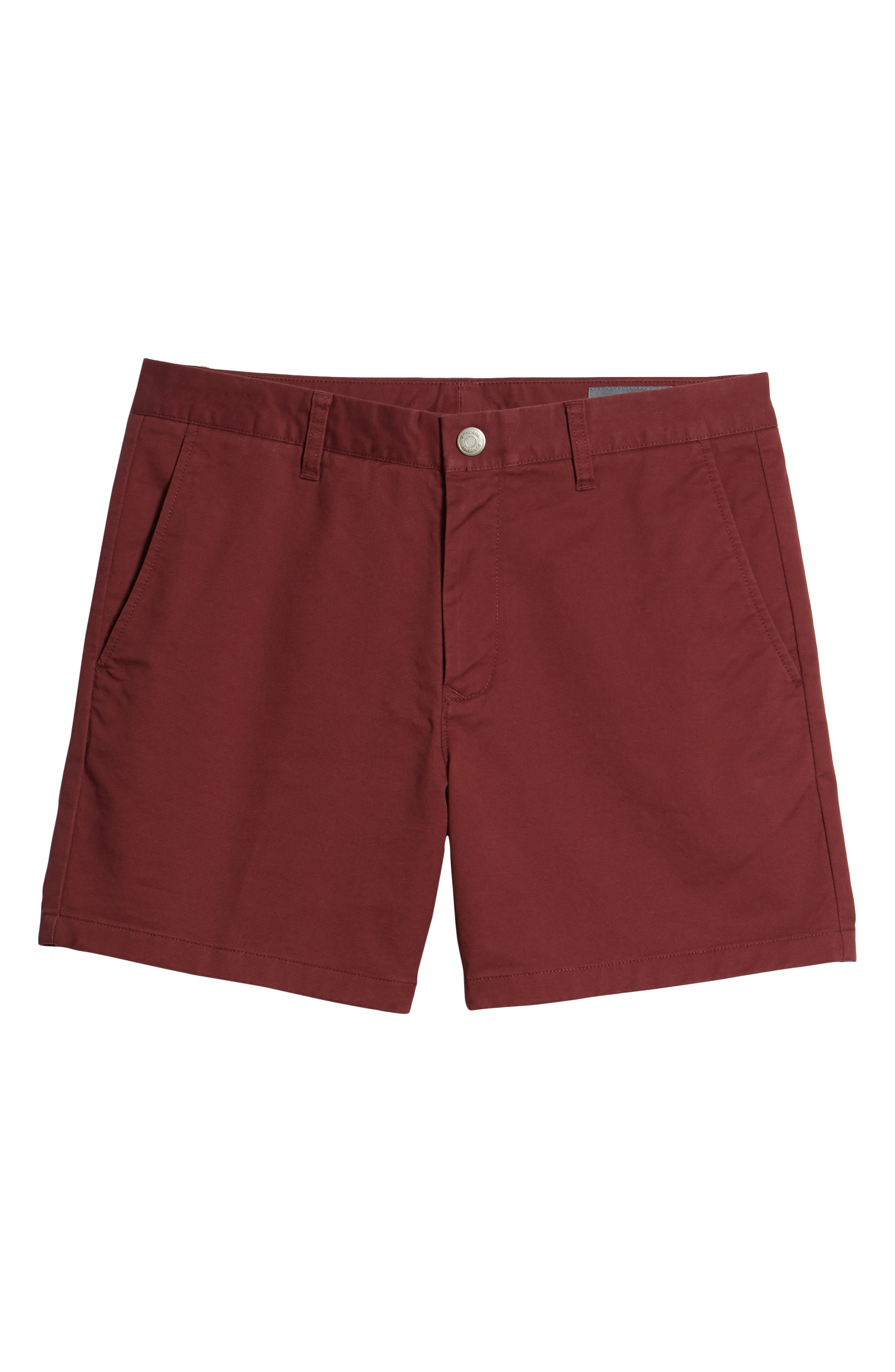 Stretch Washed Chino 5-Inch Shorts,                             Alternate thumbnail 156, color,
