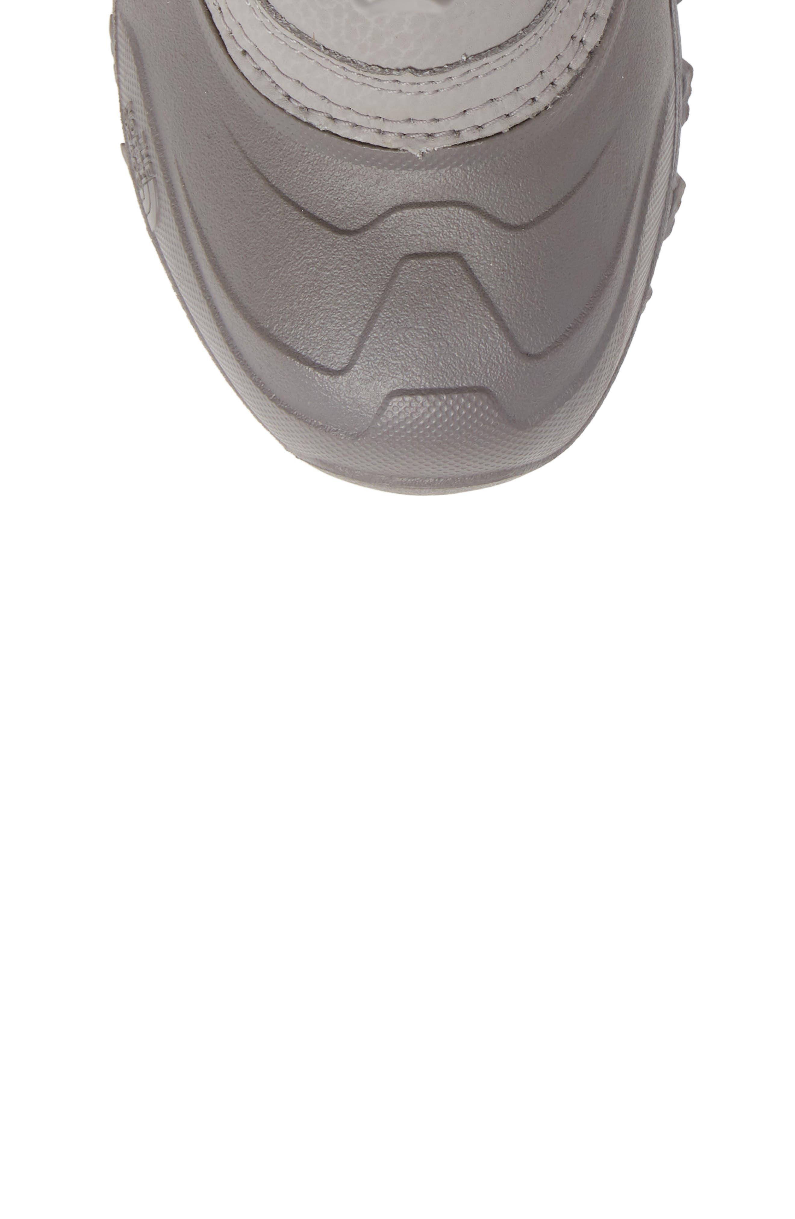Shellista Lace III Faux Fur Waterproof Boot,                             Alternate thumbnail 5, color,                             030