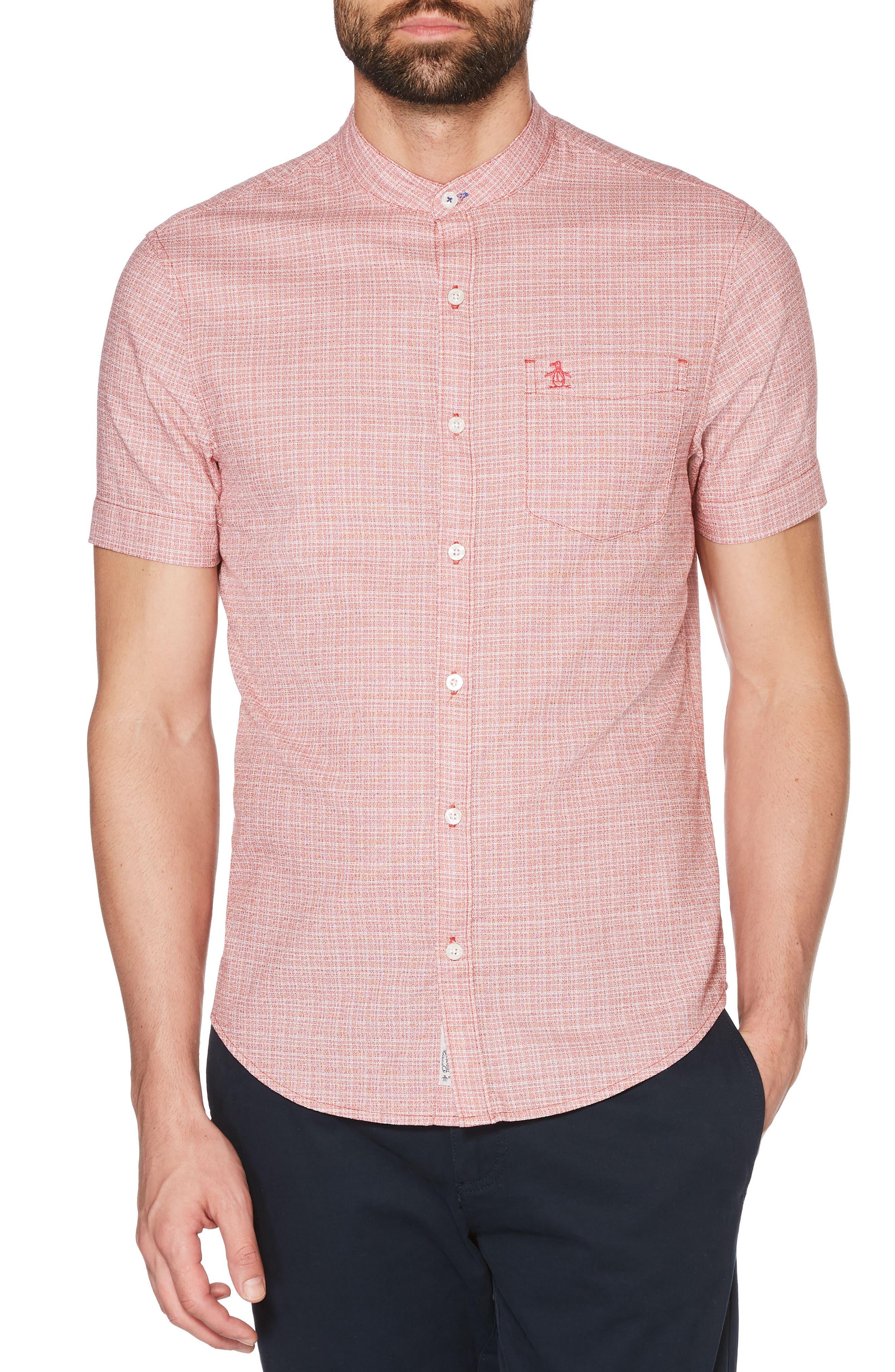 Crosshatch Shirt,                         Main,                         color, 660