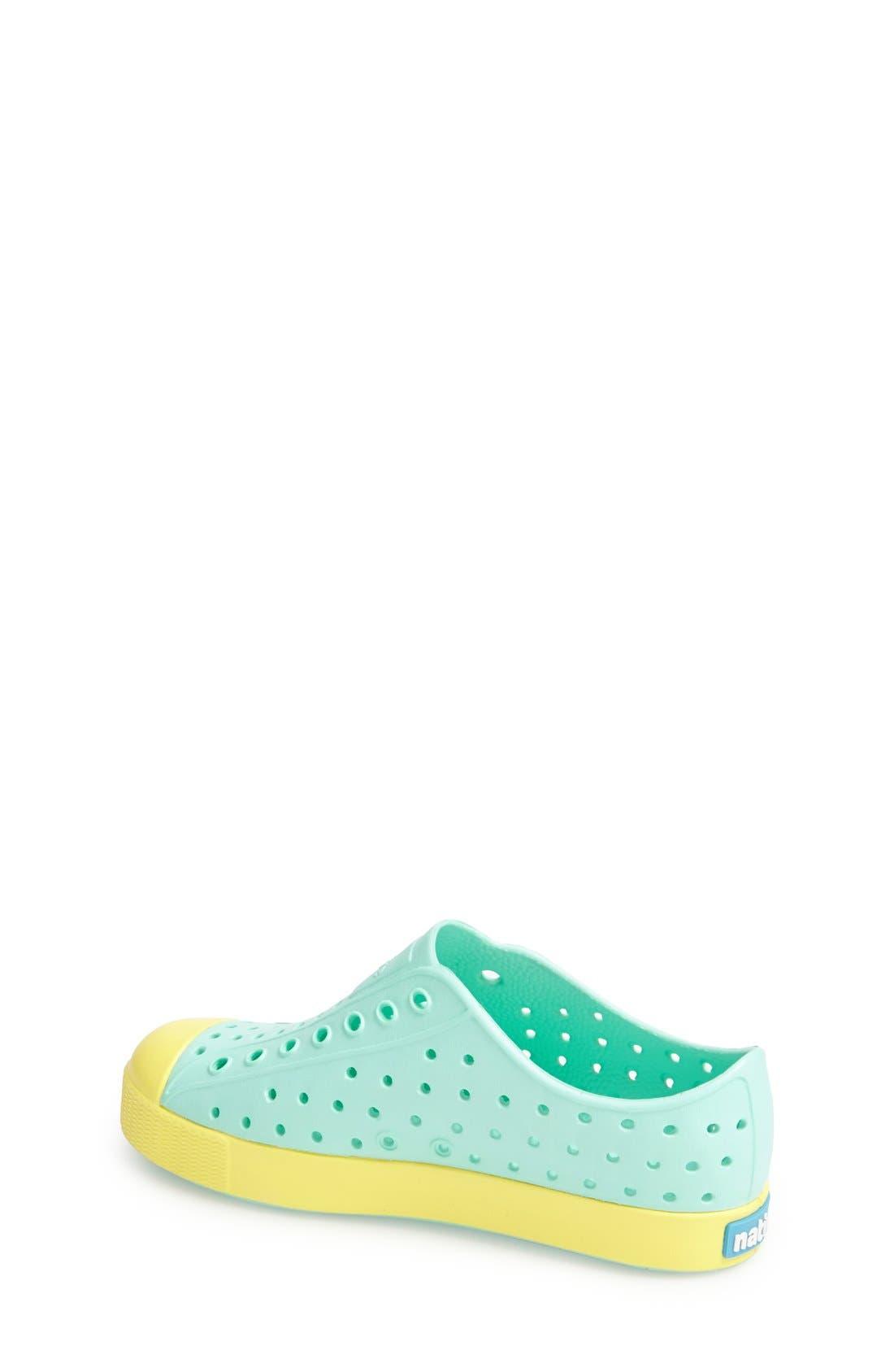 'Jefferson' Water Friendly Slip-On Sneaker,                             Alternate thumbnail 97, color,