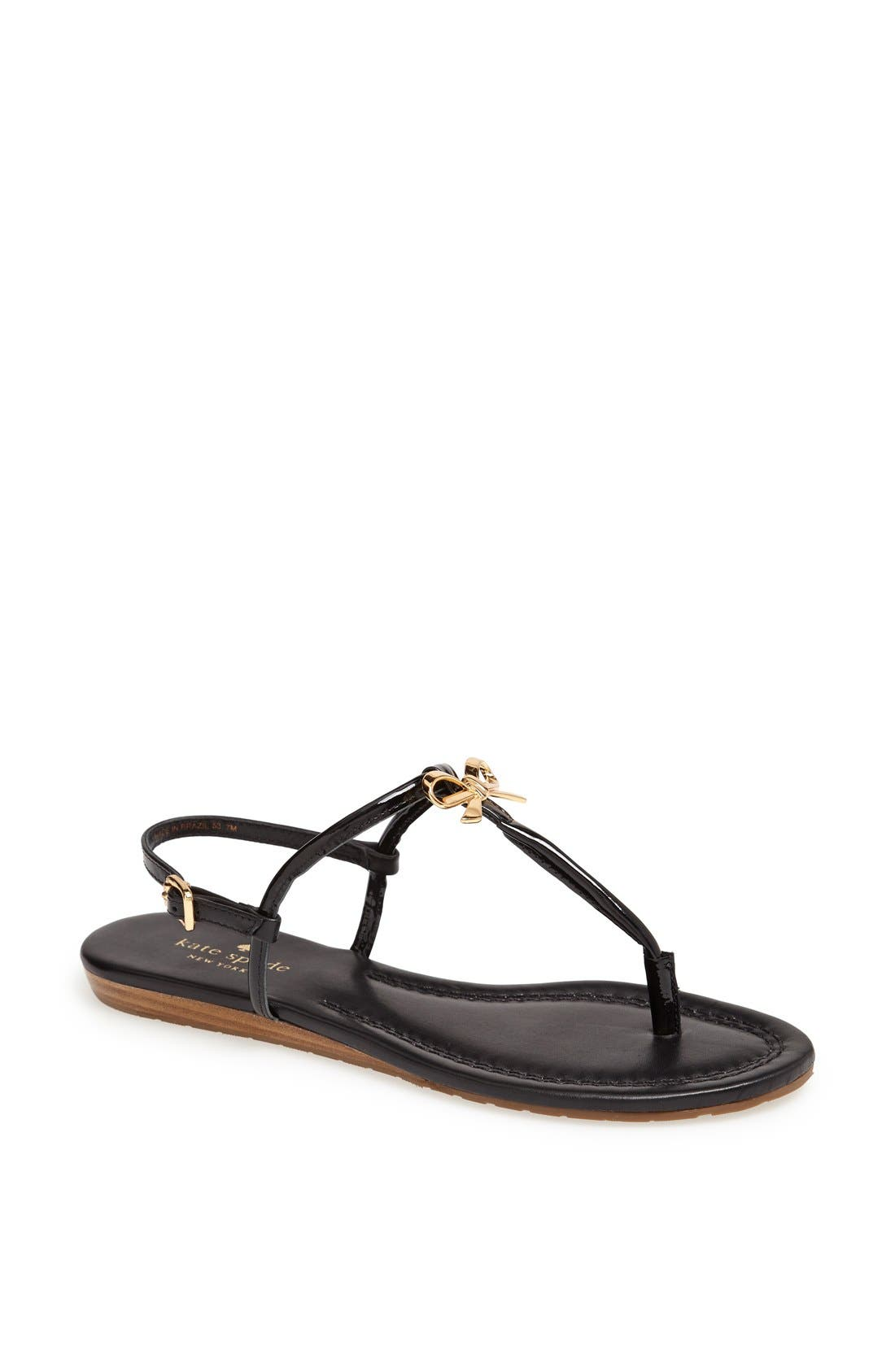 'tracie' sandal,                         Main,                         color, 001