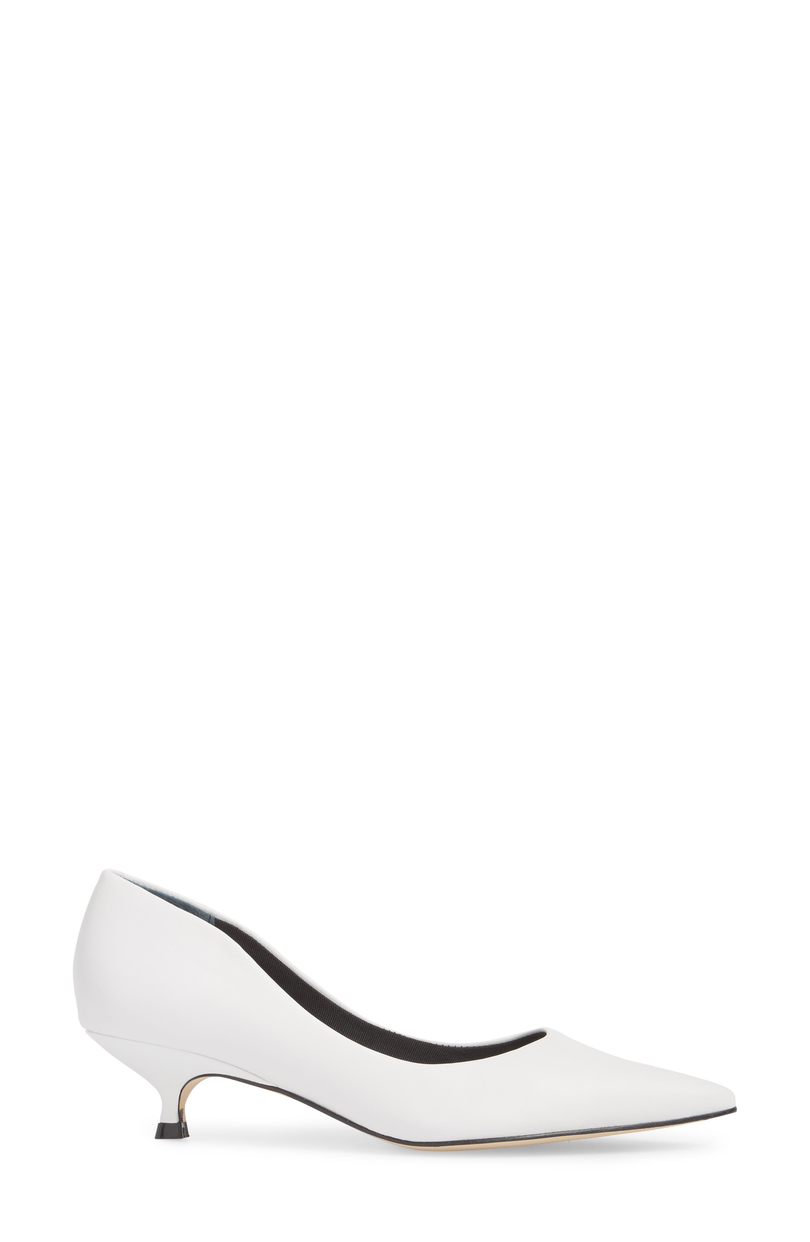 Xanthe Kitten Heel Pump,                             Alternate thumbnail 14, color,