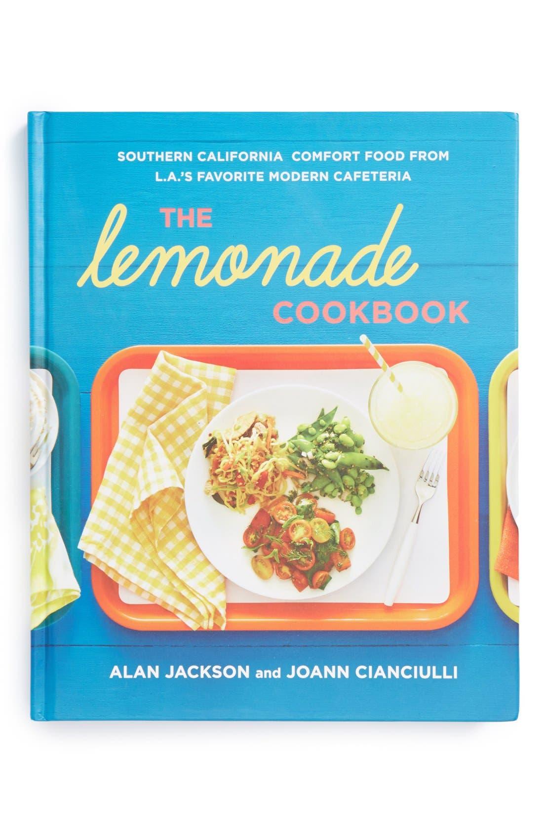 MACMILLAN,                             'The Lemonade Cookbook',                             Main thumbnail 1, color,                             400