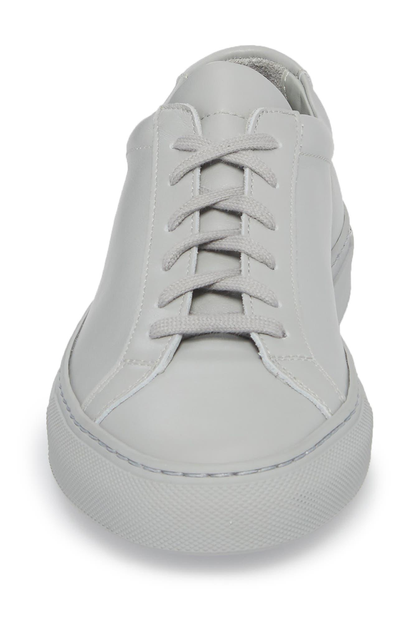 Original Achilles Sneaker,                             Alternate thumbnail 4, color,                             GREY