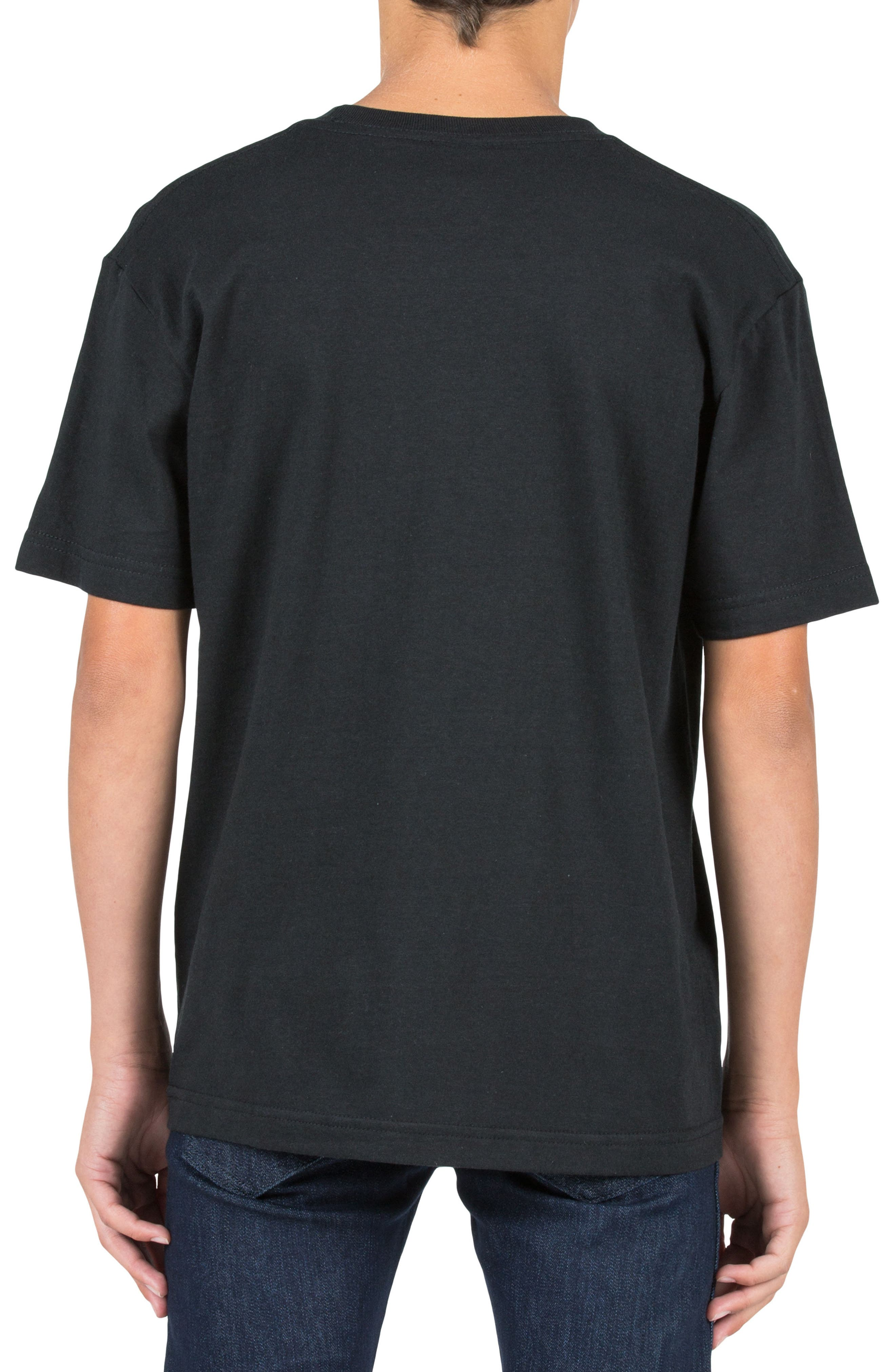 Lino Euro Graphic T-Shirt,                             Alternate thumbnail 2, color,                             001