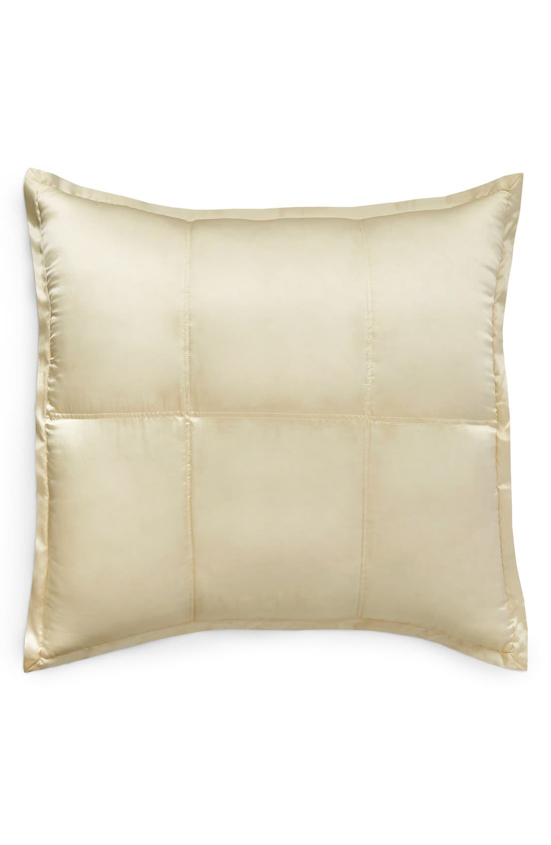 Donna Karan Collection 'Reflection' Euro Sham,                             Main thumbnail 2, color,