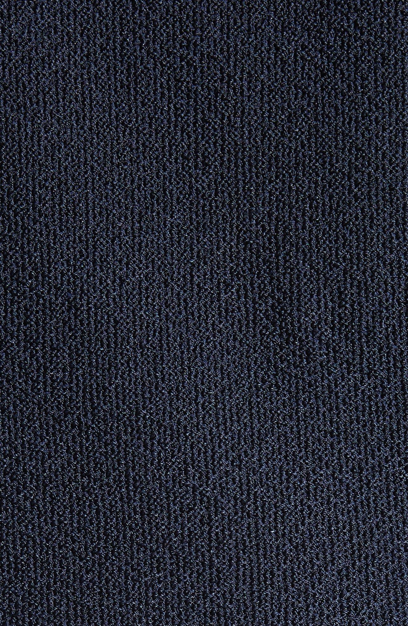 Ahem Knit Fil Coupé Jacket,                             Alternate thumbnail 6, color,                             410