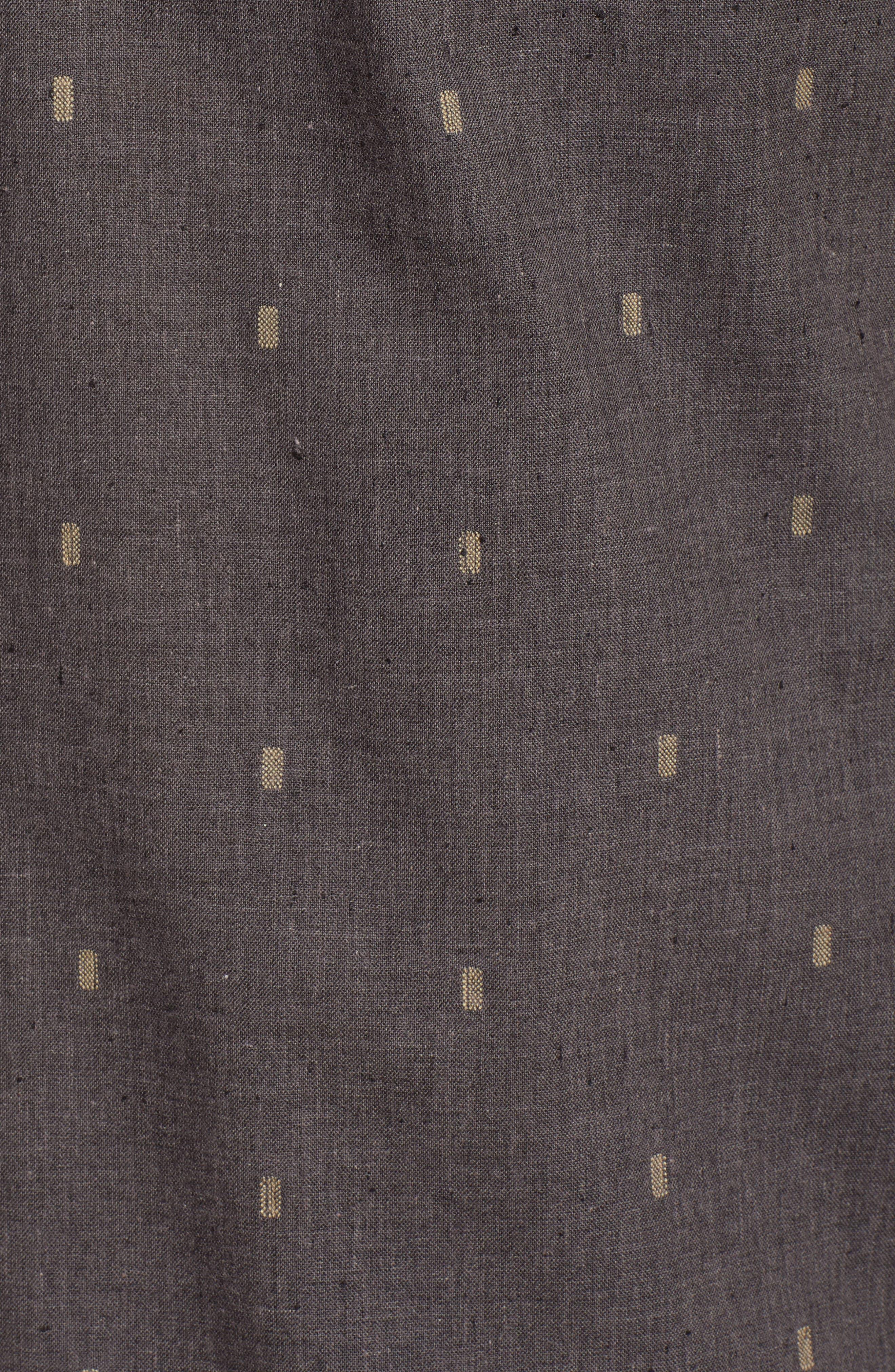 Gladstone Short Sleeve Shirt,                             Alternate thumbnail 5, color,                             001